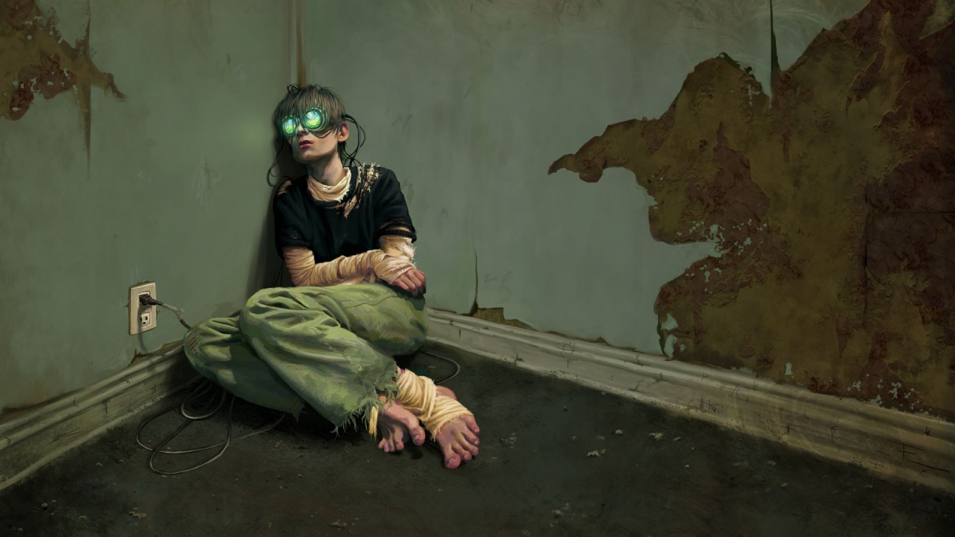 Virtual reality has been shown to increase empathy for those who suffer from mental illness.
