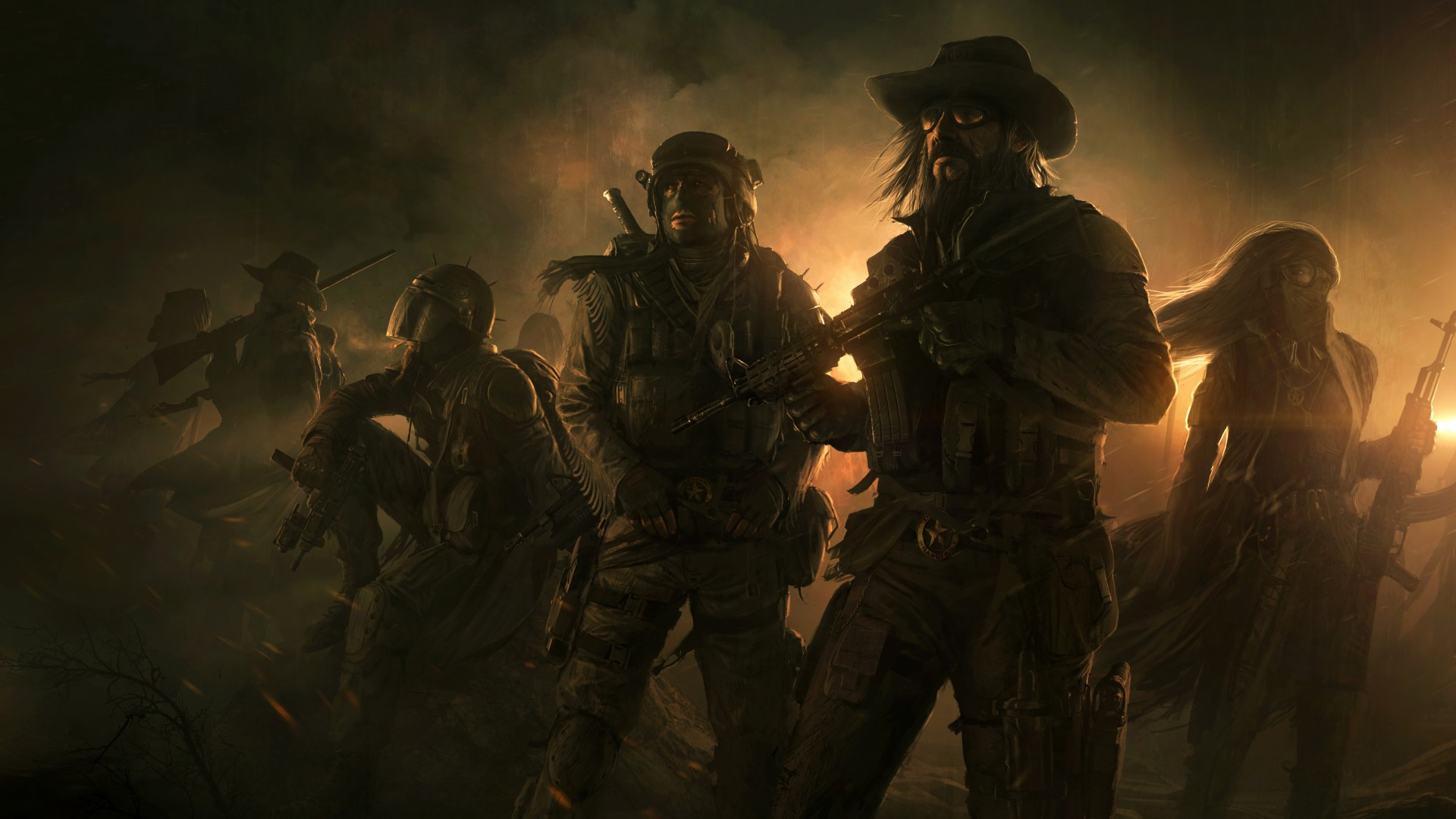 Wasteland 2, Best games 2015, game, PC, PS4, Xbox one (horizontal)