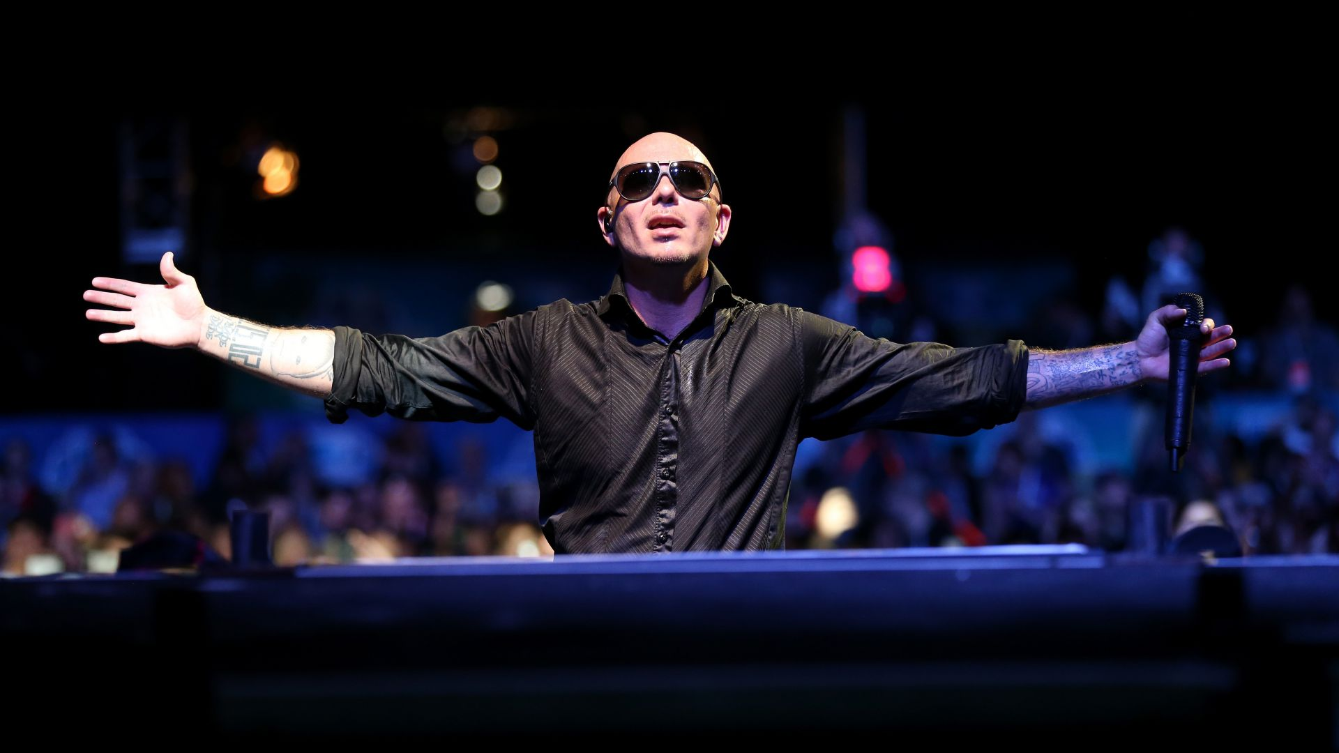 Pitbull, Top music artist and bands, singer, rapper (horizontal)
