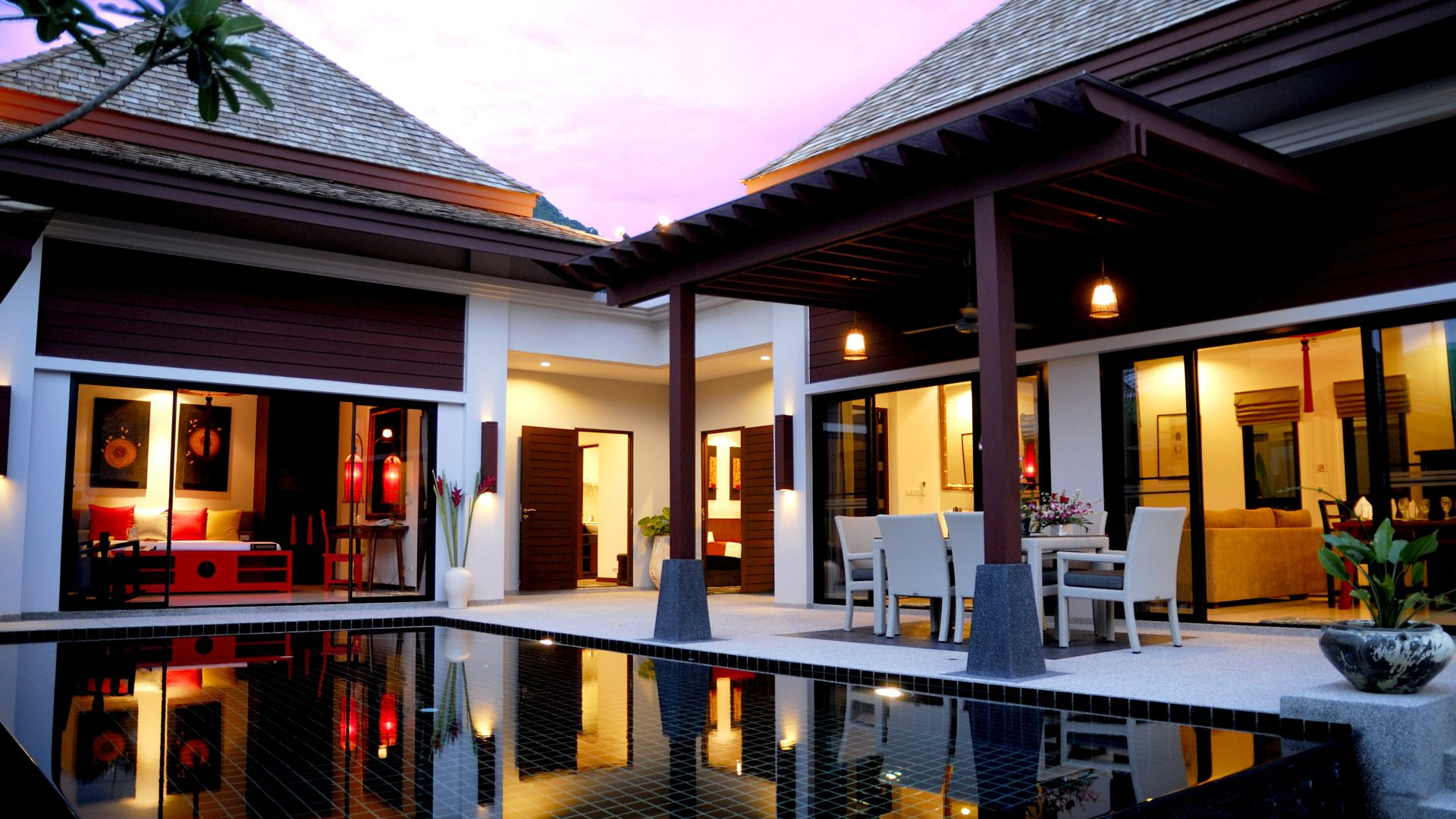 The Bell Pool Villa Resort, Thailand, Best hotels, tourism, travel, resort, booking, vacation, pool (horizontal)