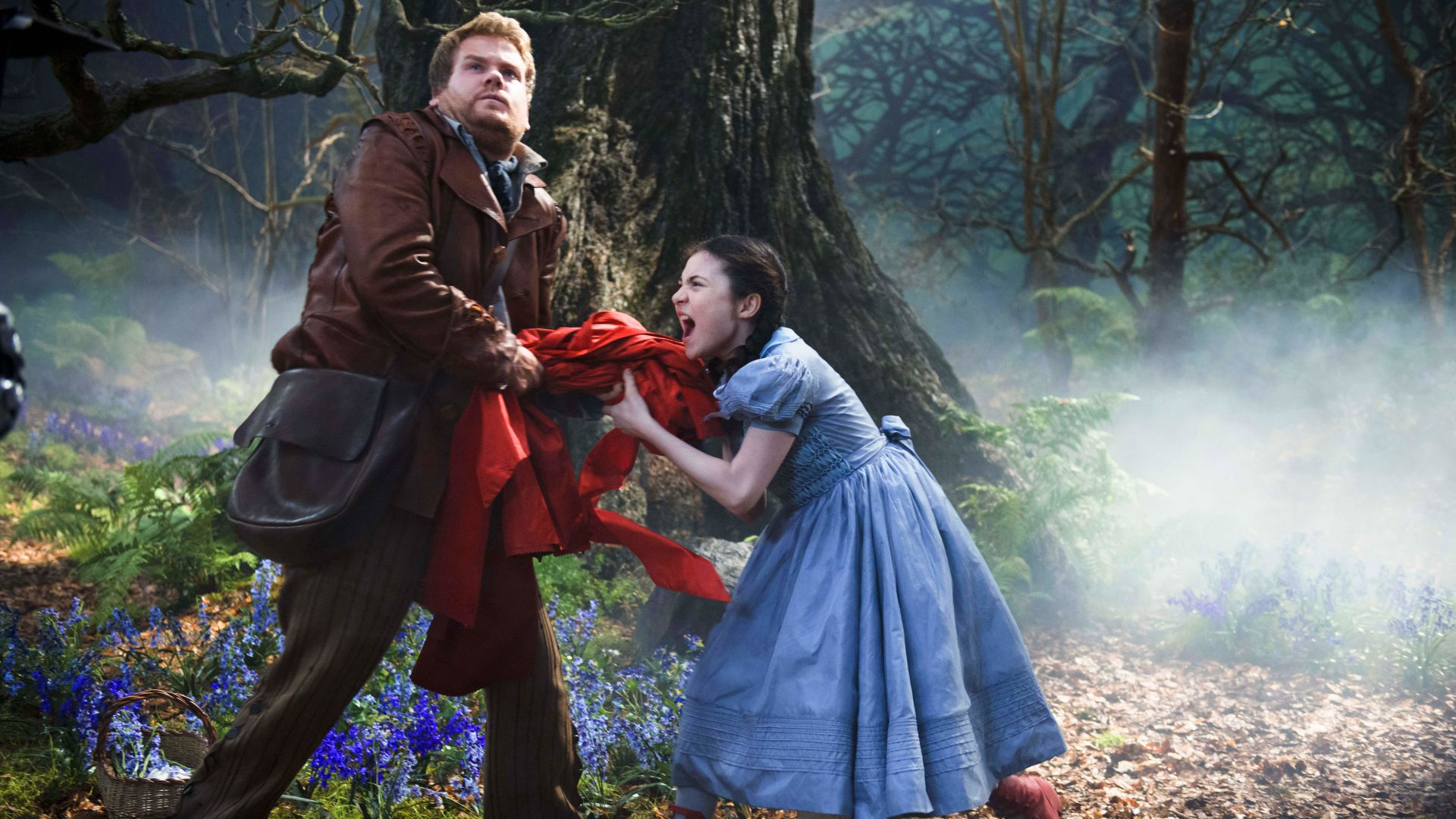 Into the woods, Best Movies of 2015, movie, fairy tale, fantasy, Lilla Crawford (horizontal)
