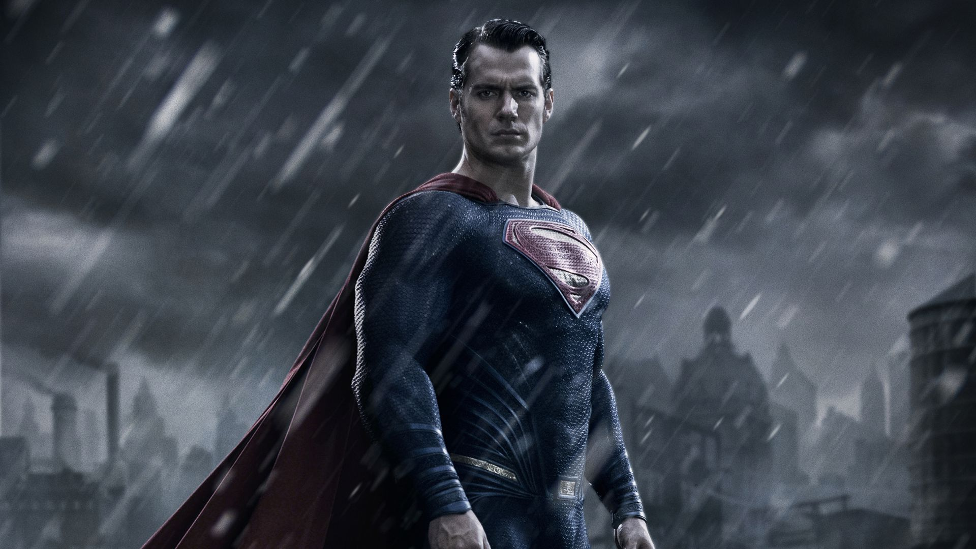 Batman v Superman: Dawn of Justice, Best Movies of 2015, movie, Henry Cavill, Superman (horizontal)