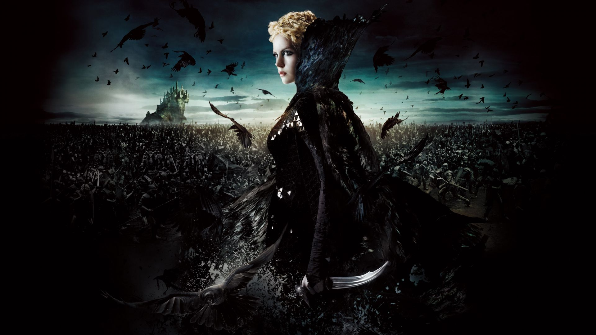 Charlize Theron, Most Popular Celebs, actress, model, Snow White and the Huntsman (horizontal)