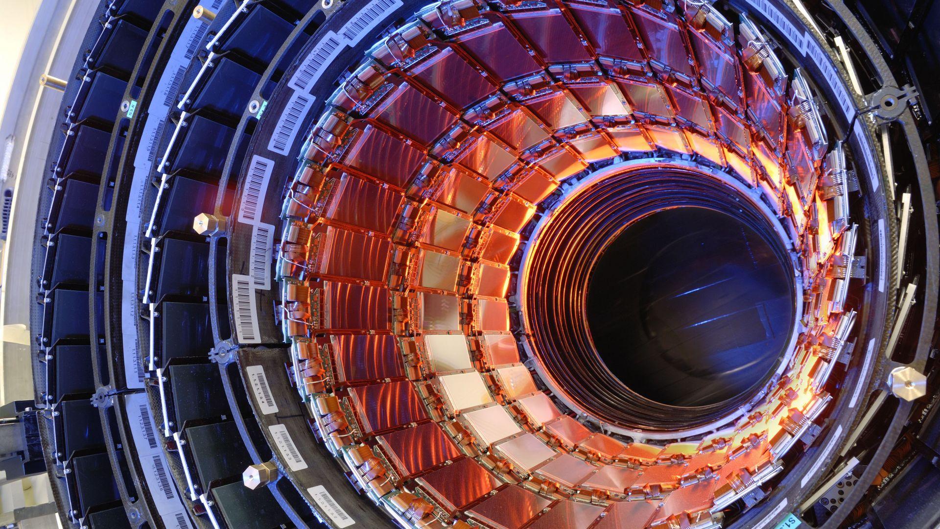Wallpaper LHC, Large Hadron Collider, CERN., Hi-Tech #6323