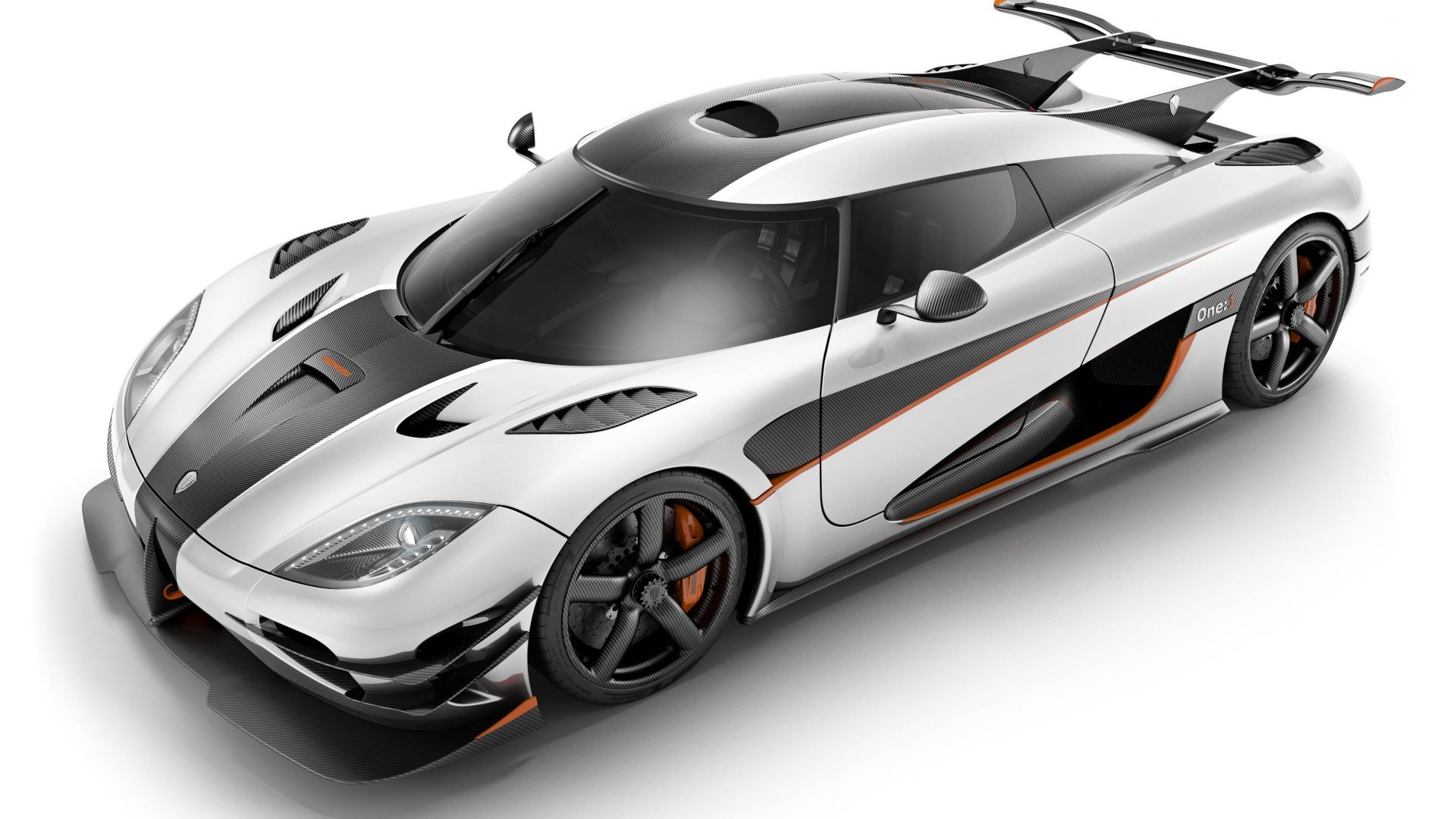 Koenigsegg One:1, hypercar, coupe, review (horizontal)