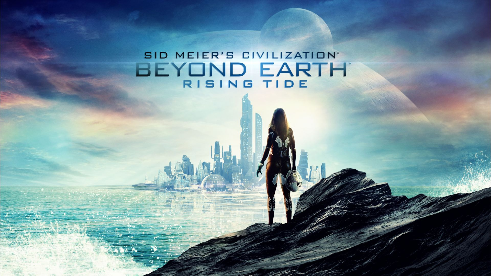Sid Meier's Civilization: Beyond Earth — Rising Tide, Best Games 2015, game, sci-fi, PC (horizontal)