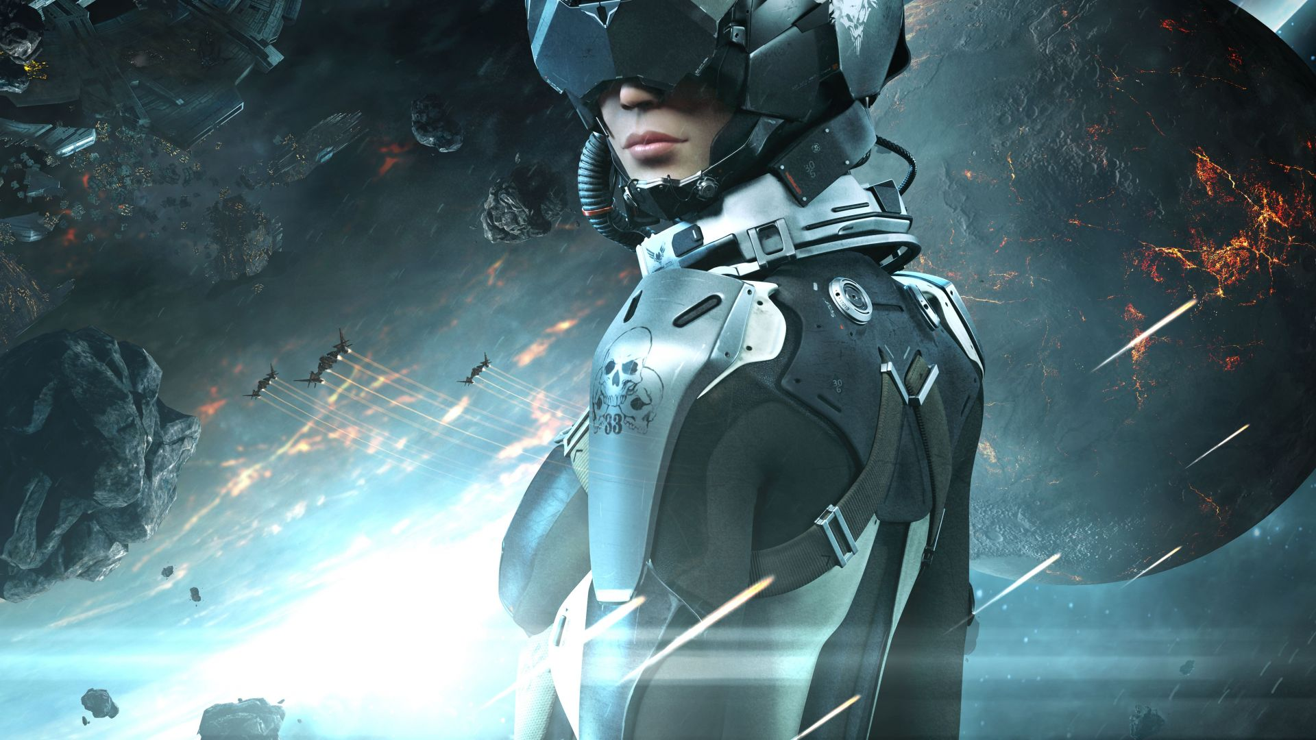 EVE: Valkyrie, Best Games 2015, game, space, sci-fi, PC (horizontal)