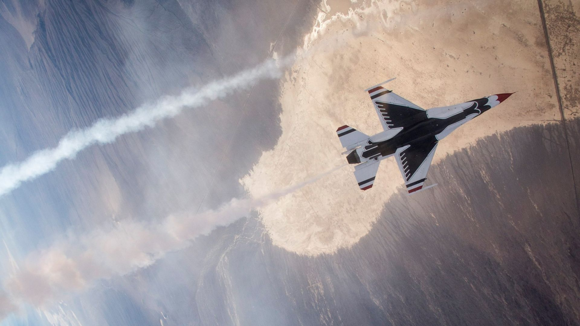 F-16, Fighting Falcon, US Army, U.S. Air Force, General Dynamics (horizontal)