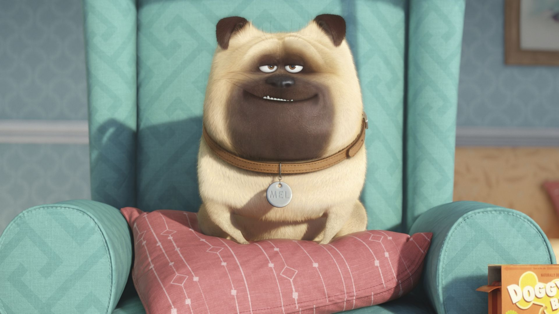 The Secret Life of Pets, Best Animation Movies of 2015, cartoon (horizontal)