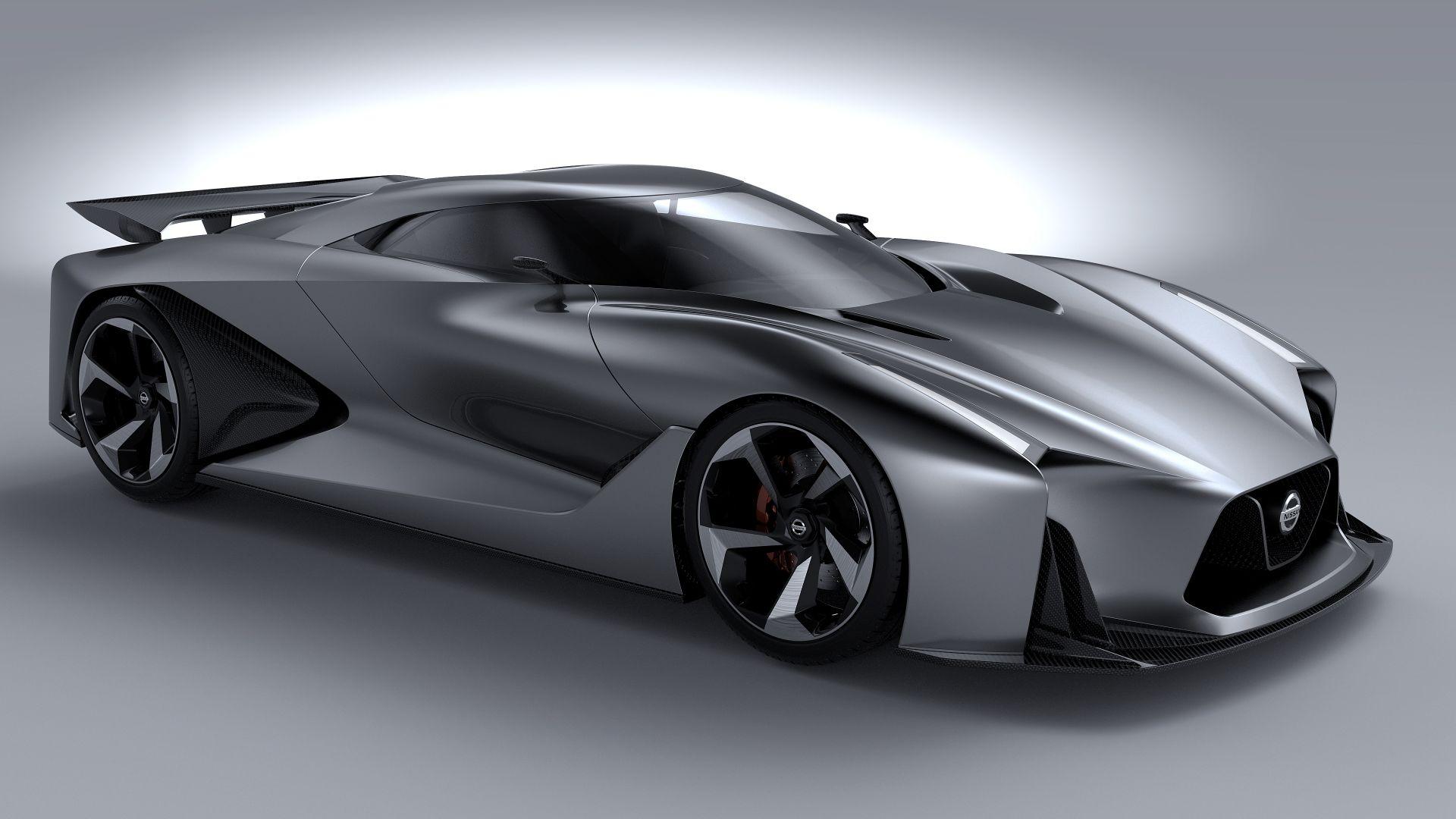 wallpaper nissan 2020 vision gran turismo  concept  nissan  supercar  luxury cars  sports car