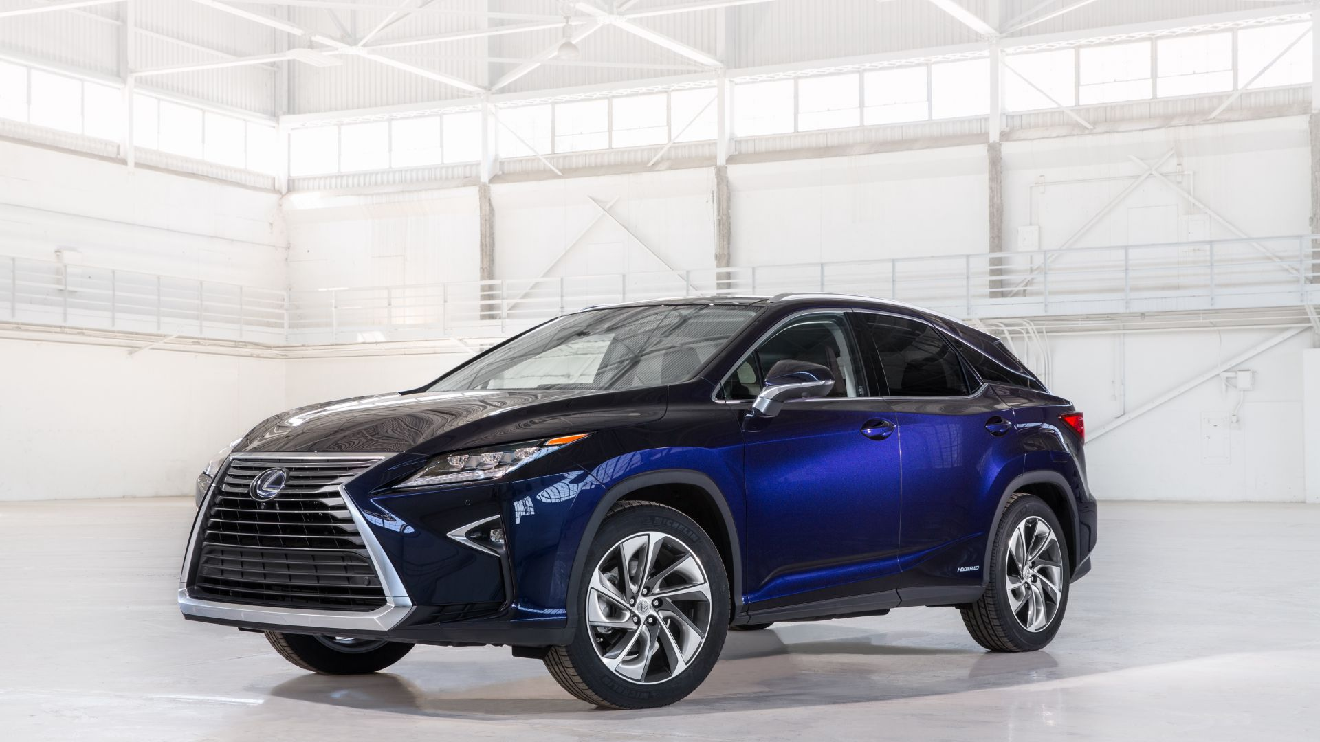 Lexus RX 450, supercar, luxury cars, test drive (horizontal)