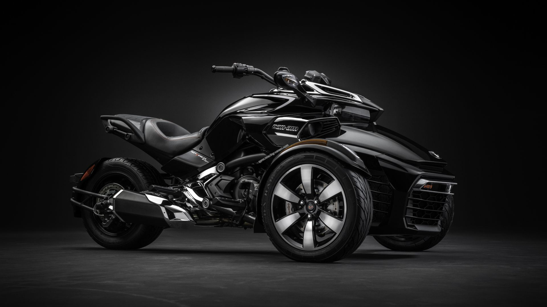 CAN-AM SPYDER F3-T, concept, tricycle (horizontal)