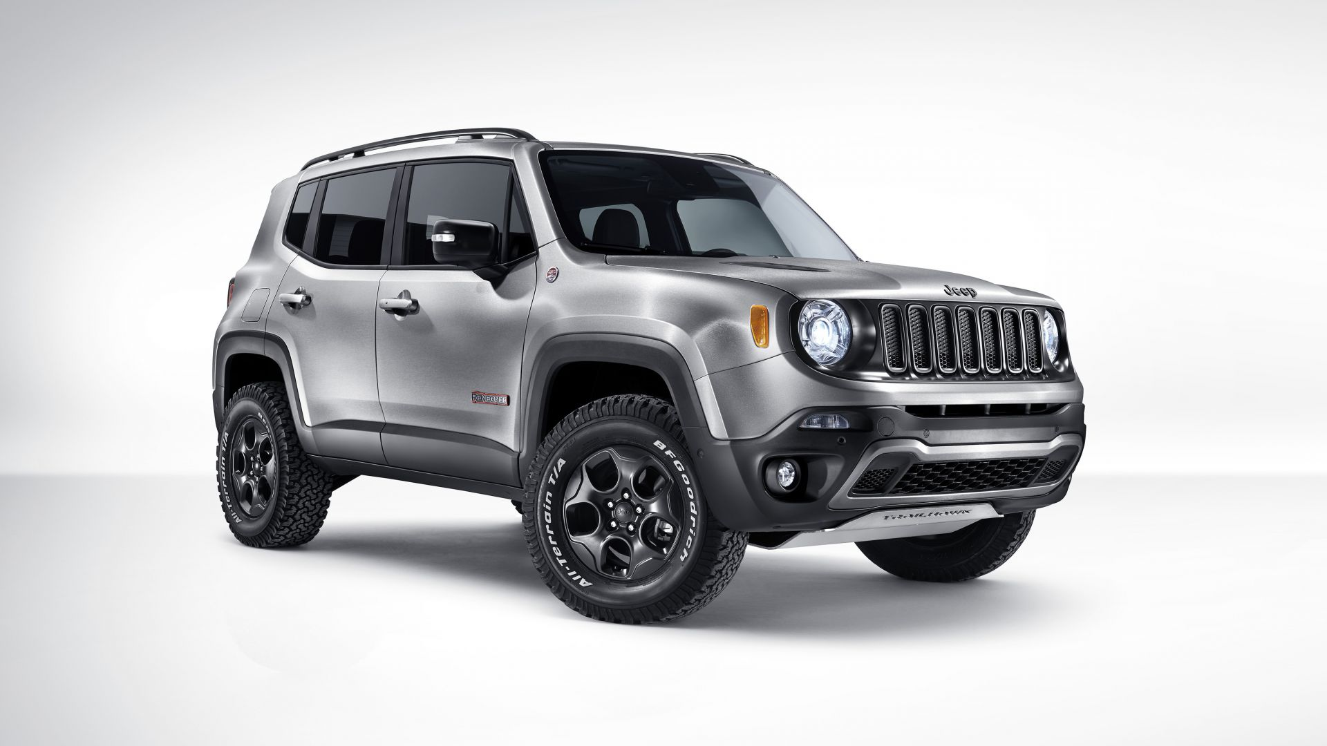 Jeep Renegade Trailhawk Hard Steel, SUV (horizontal)