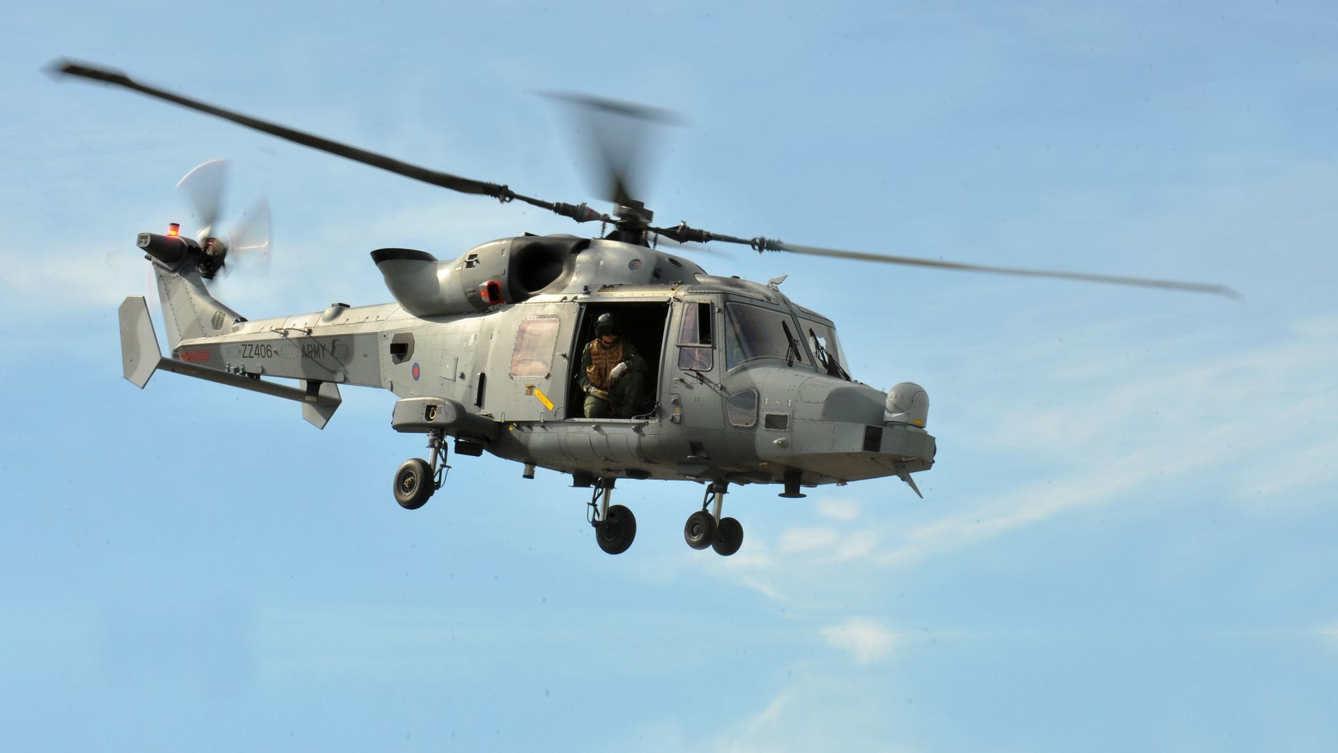 Agusta Westland AW159 Wildcat, AgustaWestland, attack helicopter, Italian Army, Italy (horizontal)