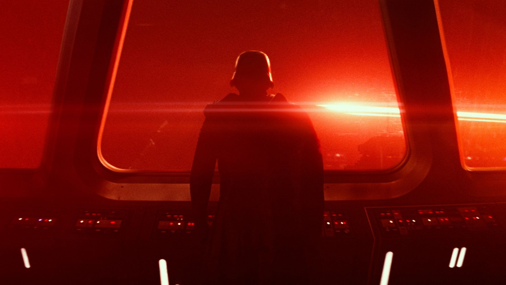 Star Wars: Episode VII - The Force Awakens, darth vader (horizontal)