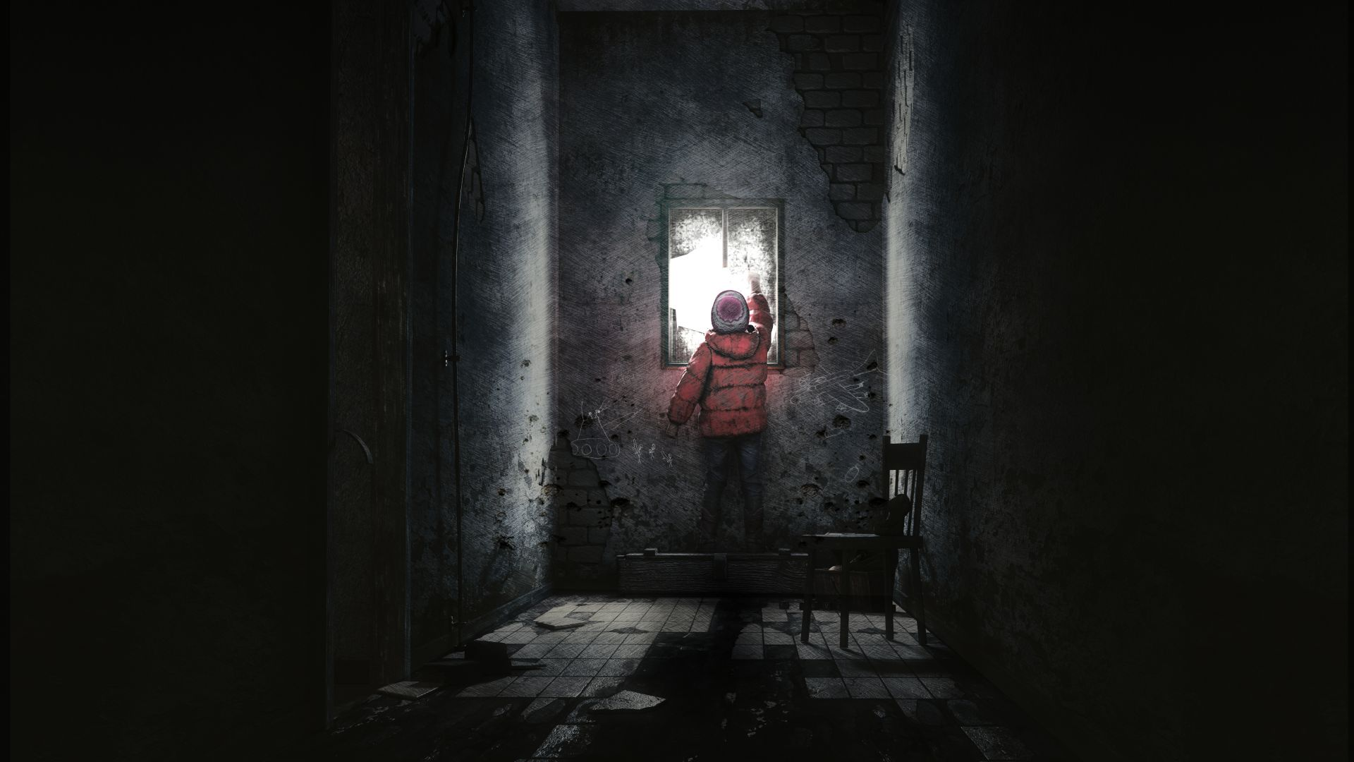 This War of Mine: The Little Ones, quest, Best Game, PS4, Xbox One (horizontal)