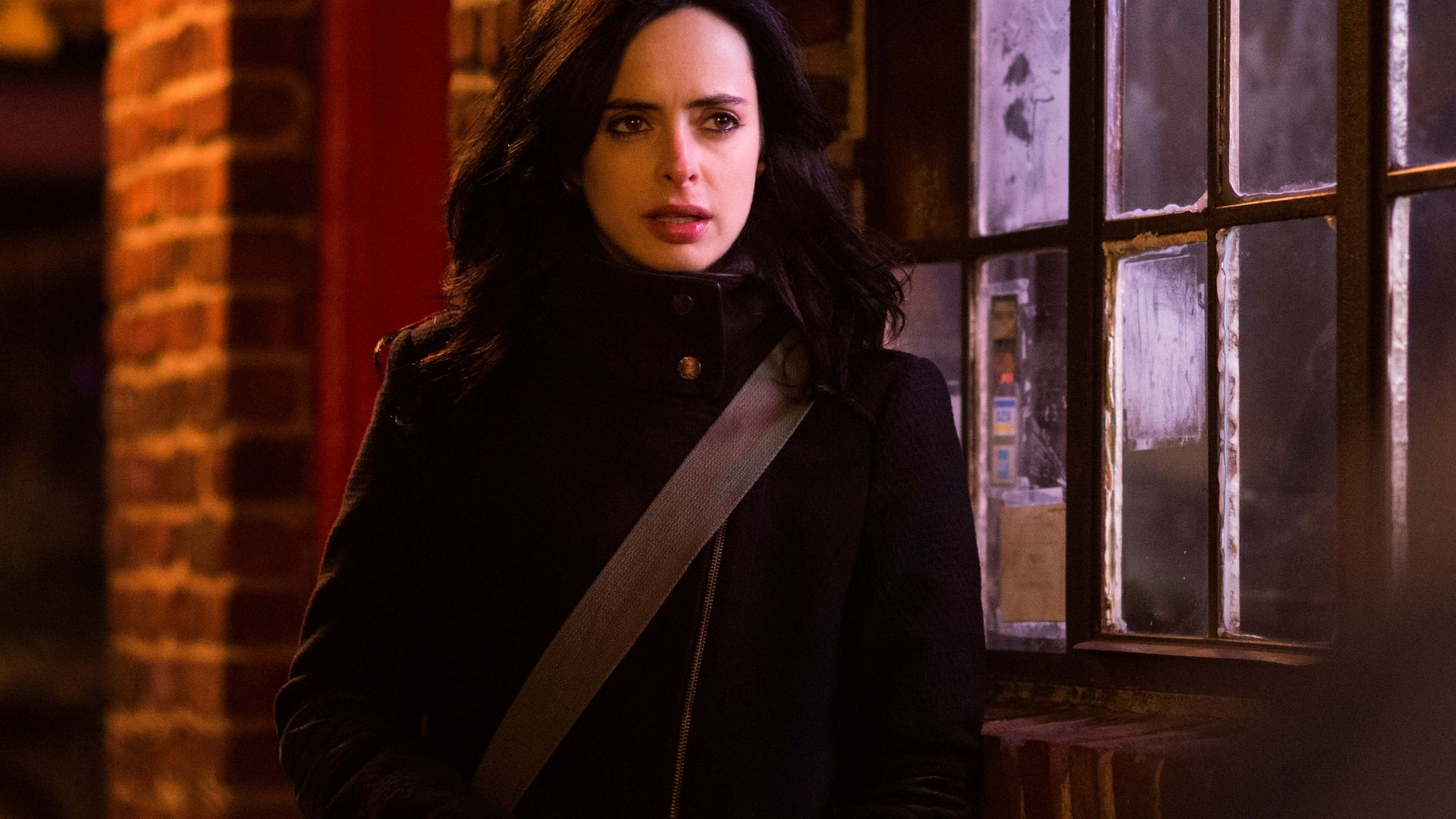 Jessica Jones, Best TV series, Krysten Ritter (horizontal)