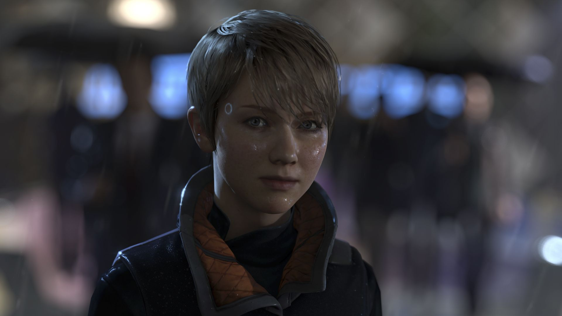 Detroit: Become Human, Best Games, quest, sci-fi, game, PS4, screenshot (horizontal)