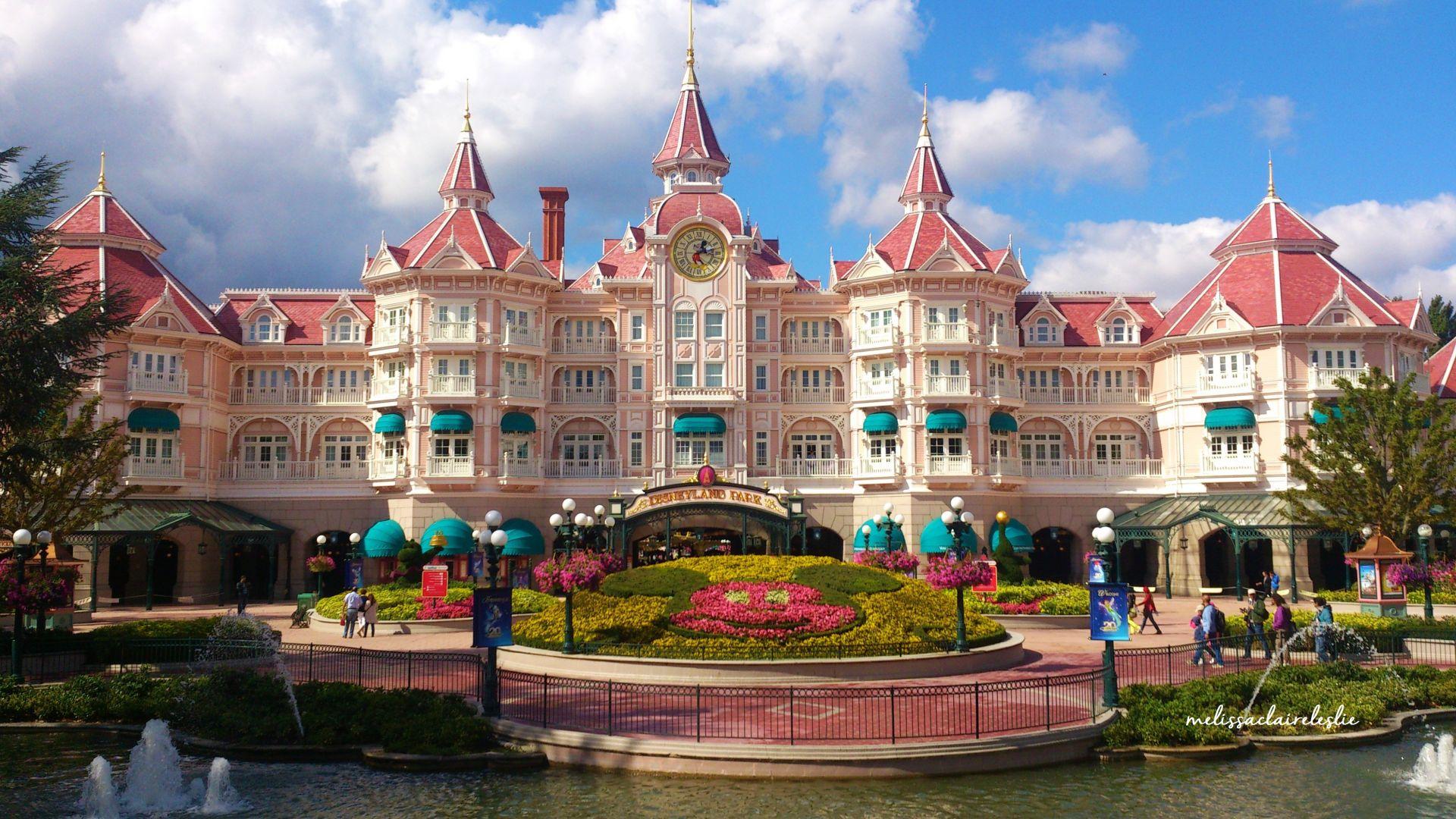 Disneyland Hotel Paris France Europe Best Hotels Travel Tourism