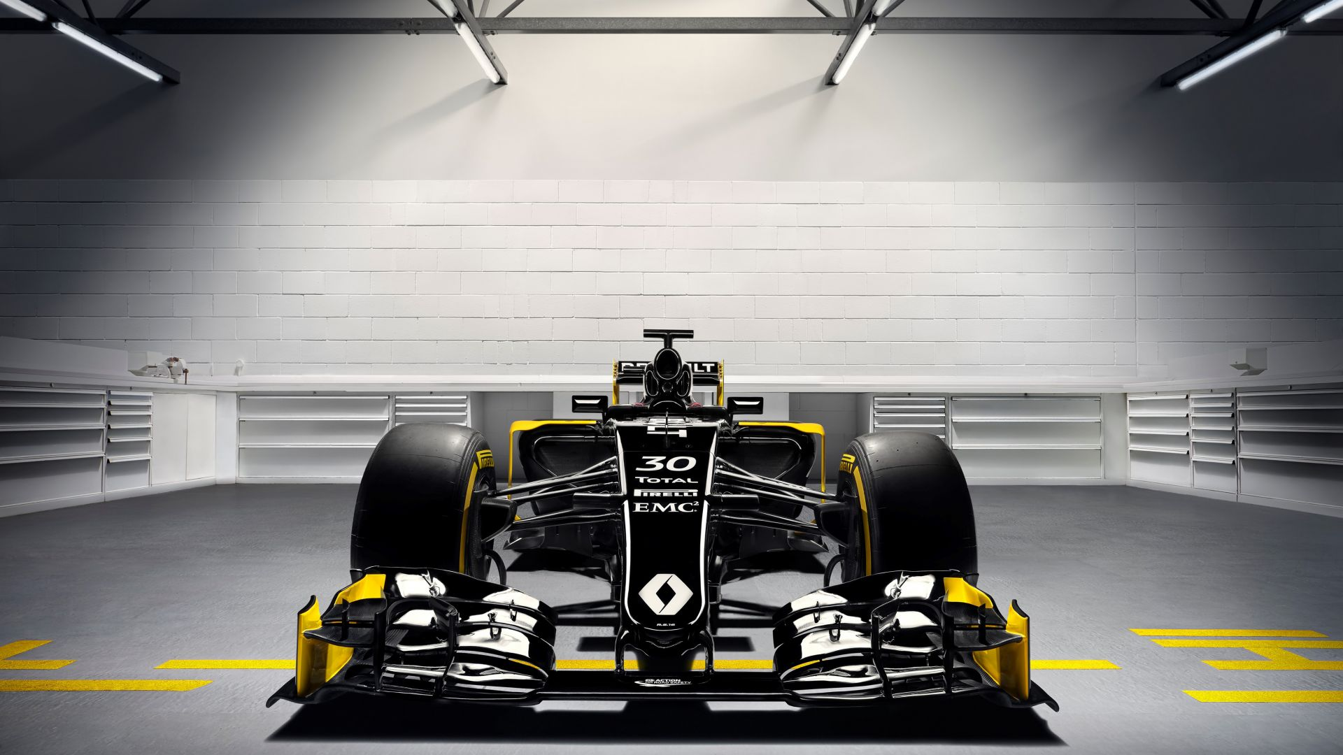 Renault R.S.16, Formula 1, testing, LIVE from Barcelona, F1 (horizontal)