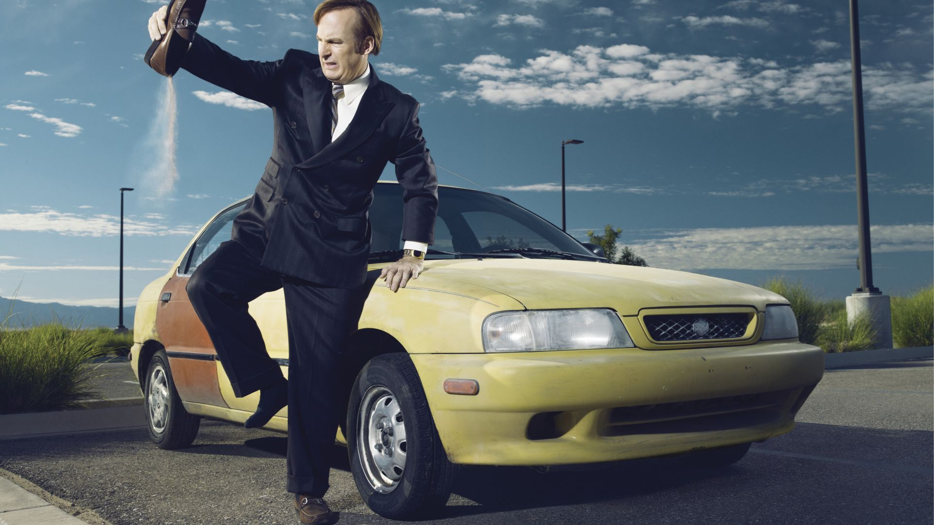 Better Call Saul, 2 season, Bob Odenkirk, best tv series of 2016 (horizontal)