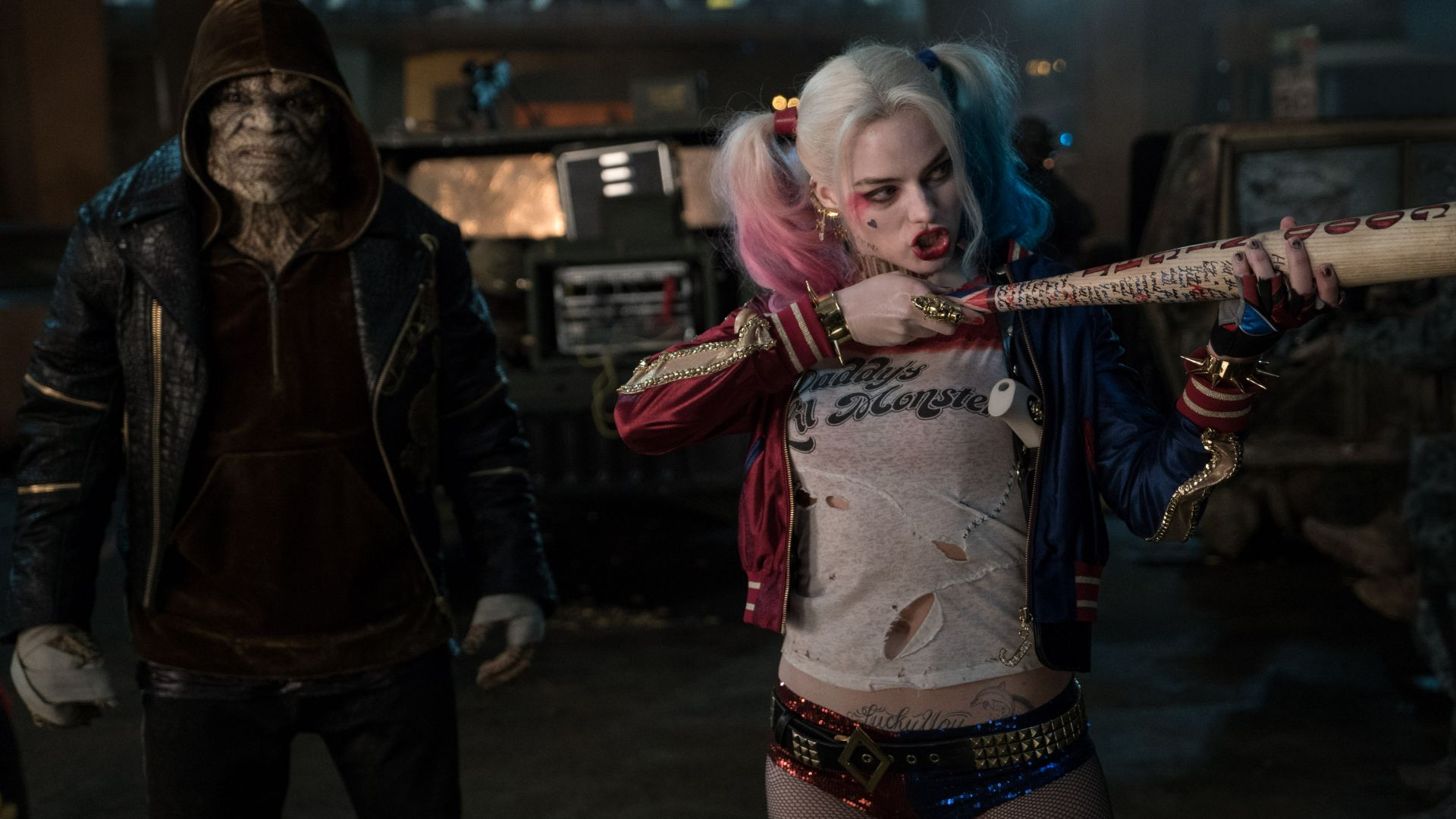 Suicide Squad, Harley Quinn, Killer Croc, Best Movies of 2016 (horizontal)
