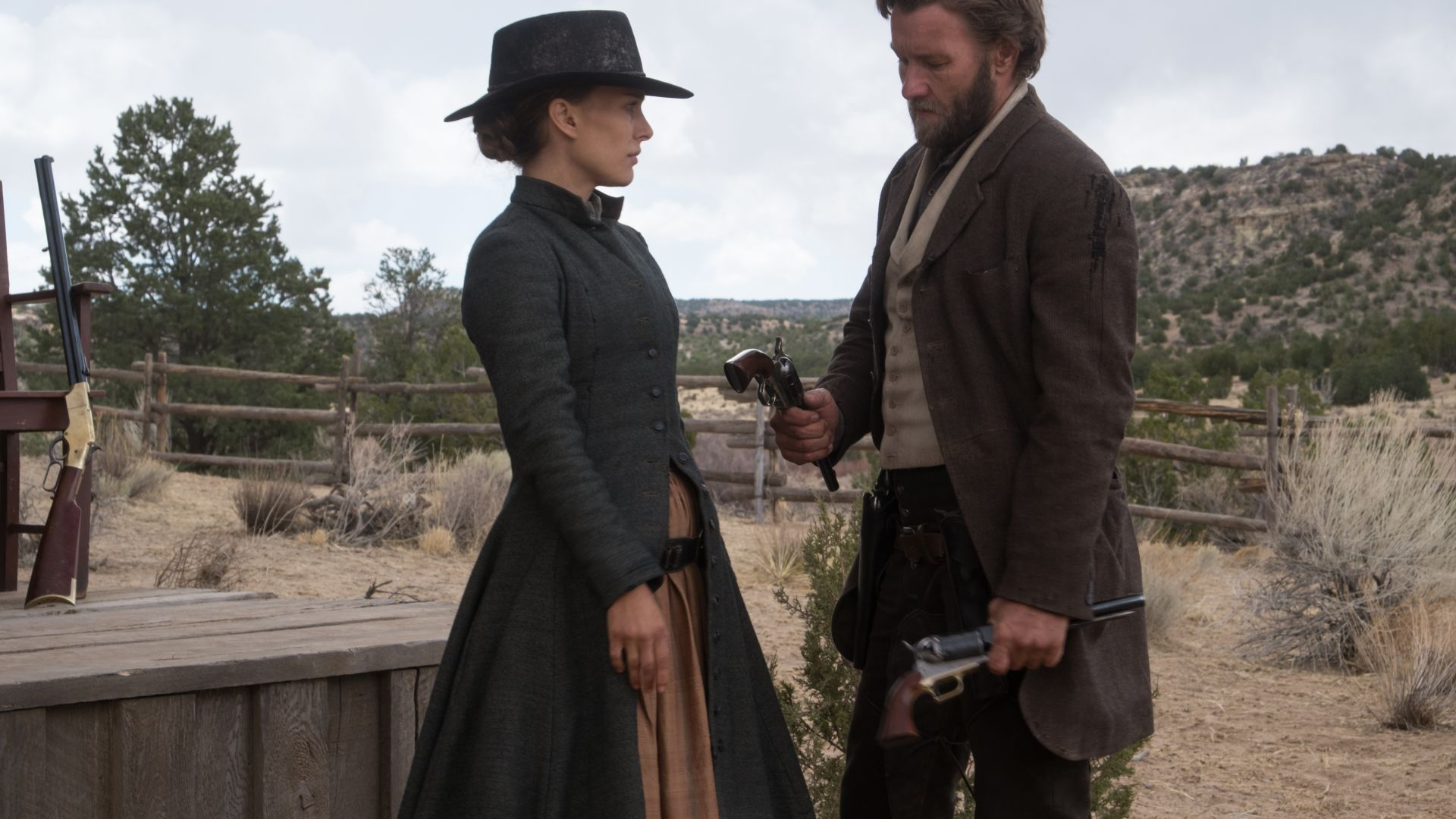 Jane Got a Gun, Natalie Portman, Joel Edgerton, Western, best movies of 2016 (horizontal)