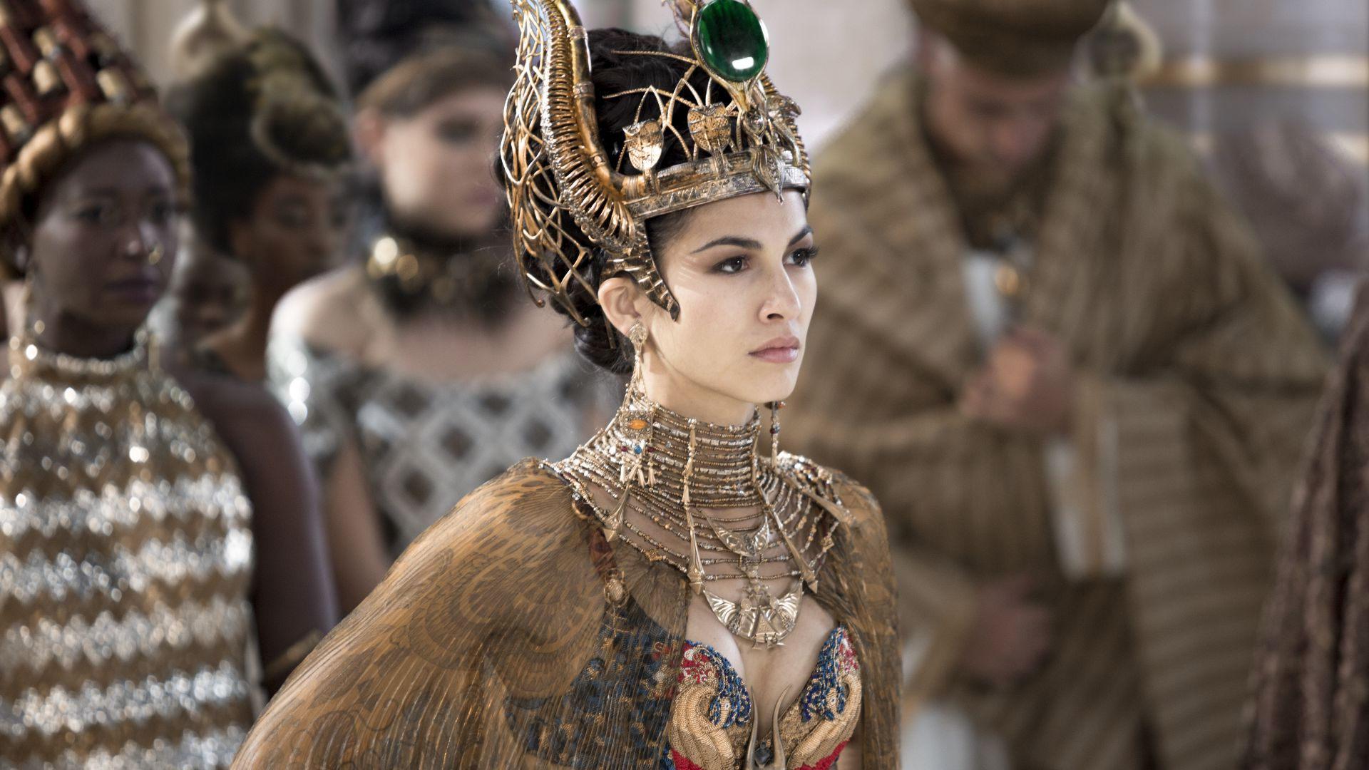 Gods of Egypt, Elodie Yung (horizontal)