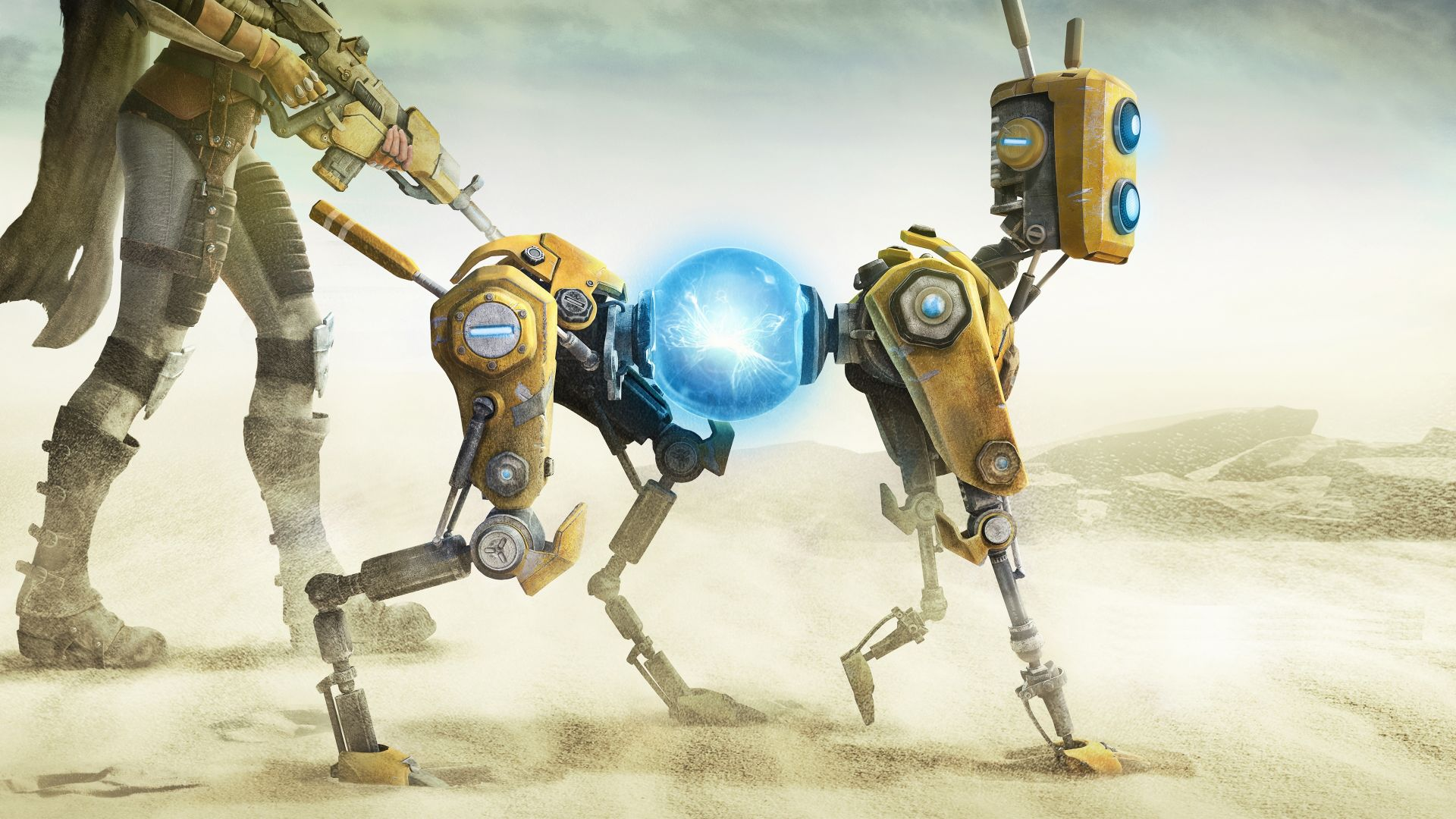 ReCore, Best Games, PC, PS4, PlayStation 4, Xbox, Xbox 360, Xbox One (horizontal)