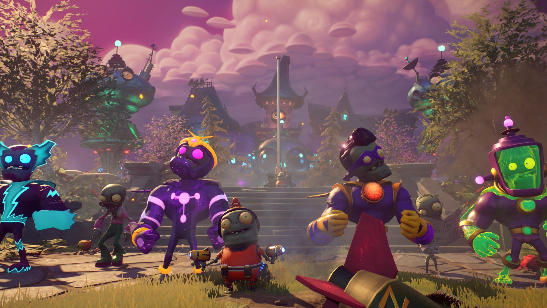 Plants vs. Zombies: Garden Warfare 2, shooter, Best Games, PC, PS4, Xbox One (horizontal)