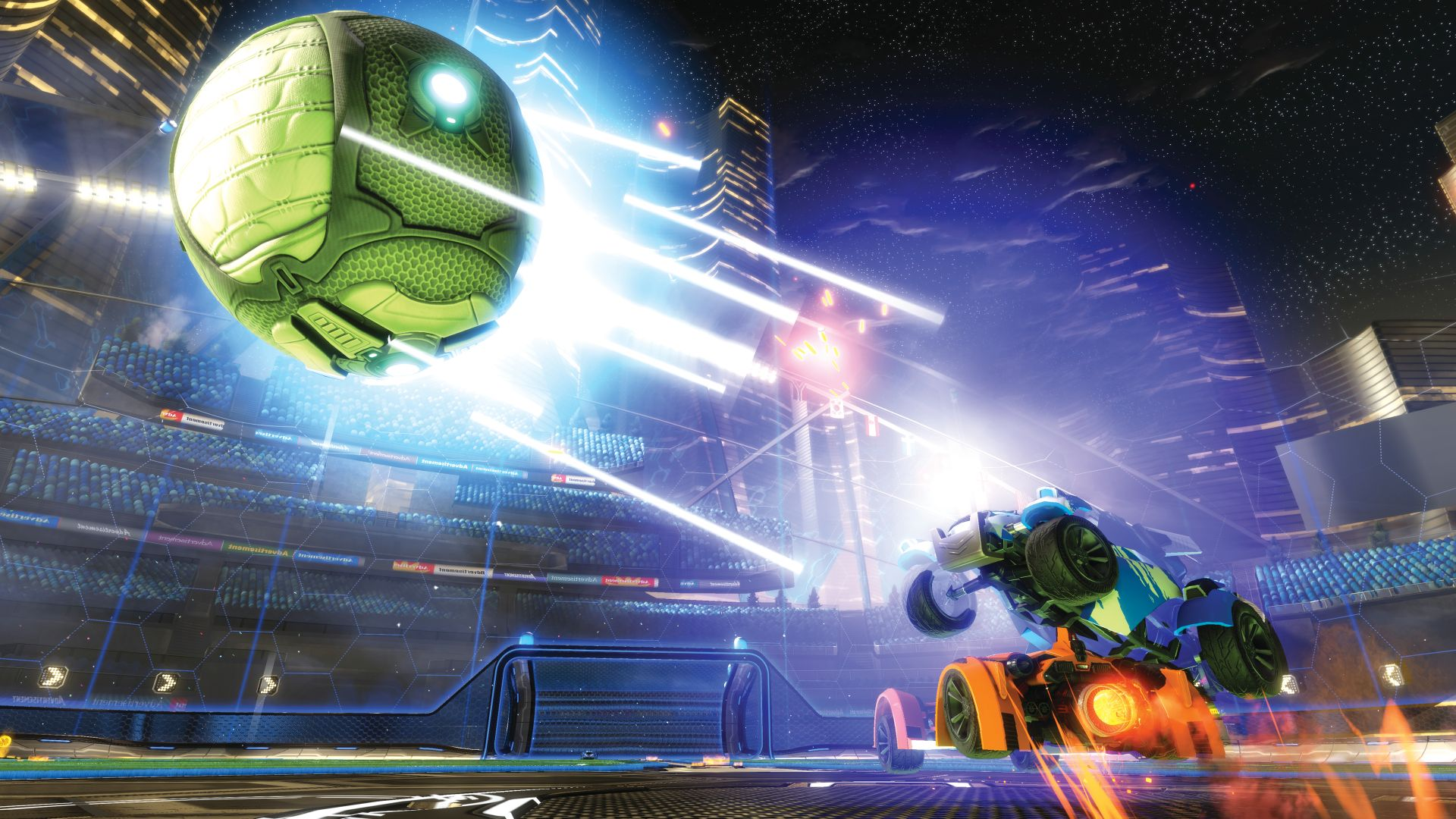 Rocket League, GDC Awards 2016, PC, PS 4, Xbox One (horizontal)