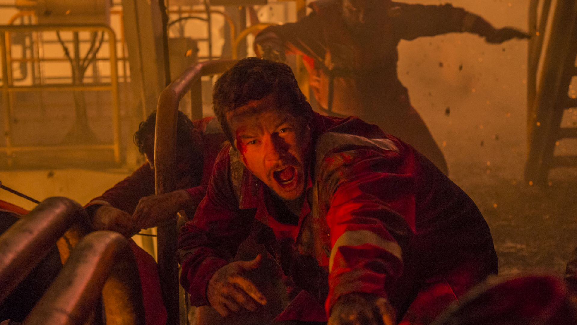 Deepwater Horizon, Mark Wahlberg, Best Movies of 2016 (horizontal)