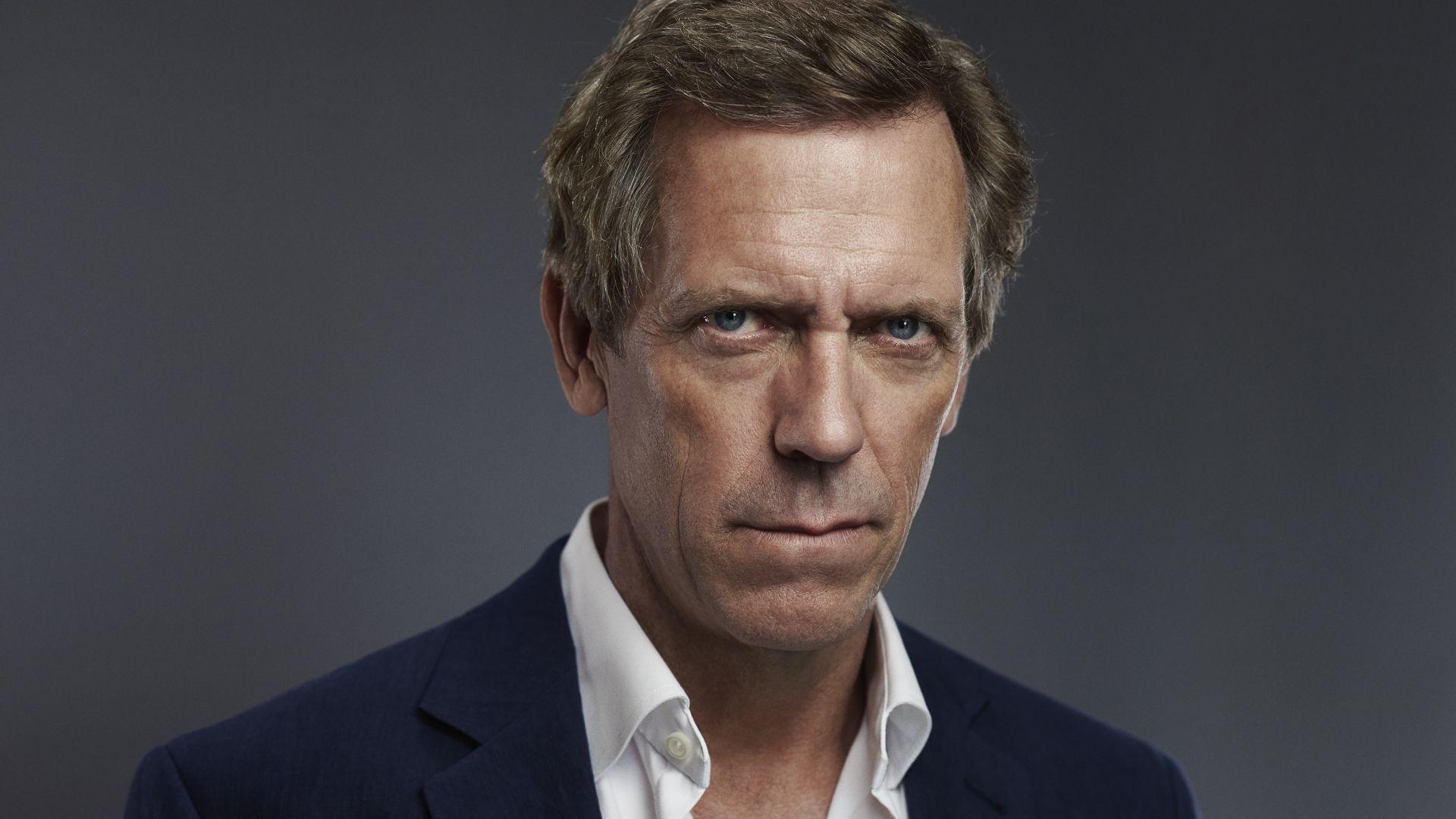 Wallpaper Hugh Laurie,...
