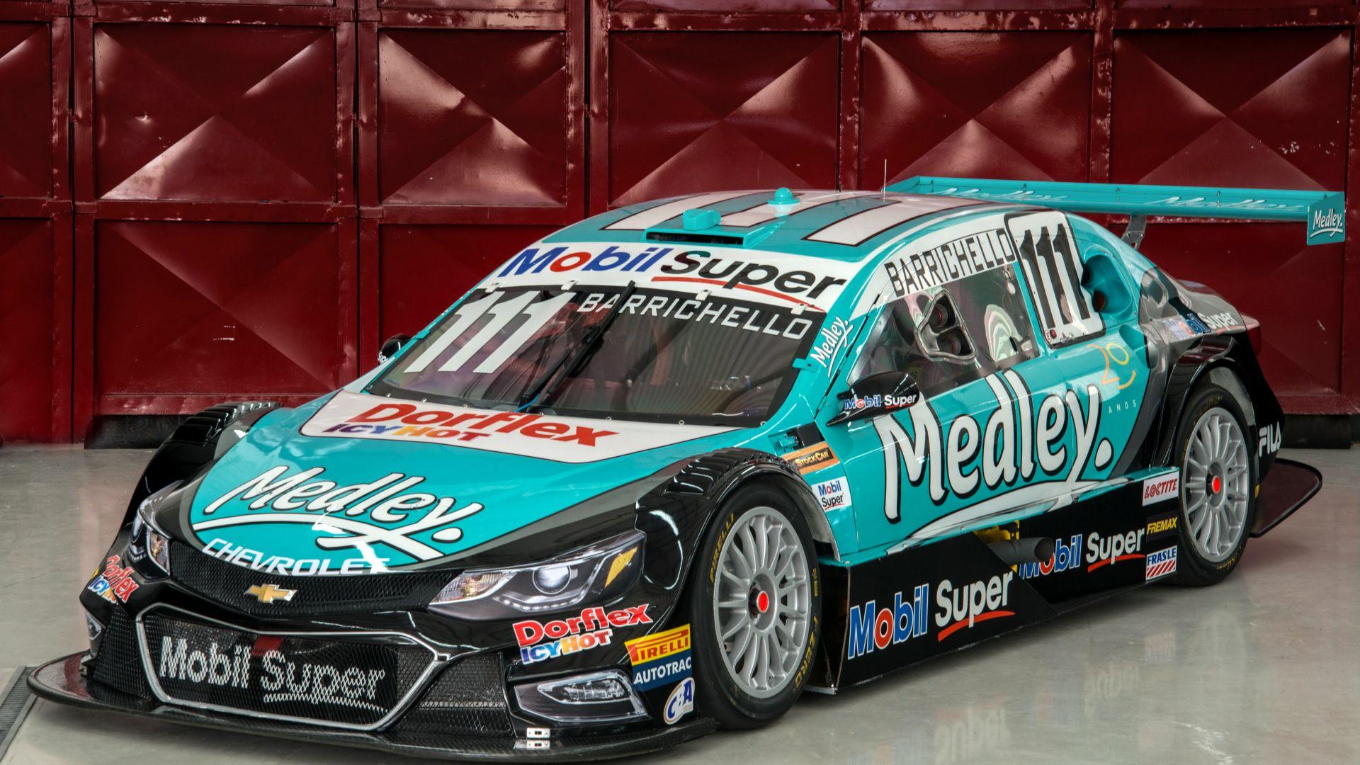 Wallpaper Chevrolet Cruze Stock Car Brasil Championship