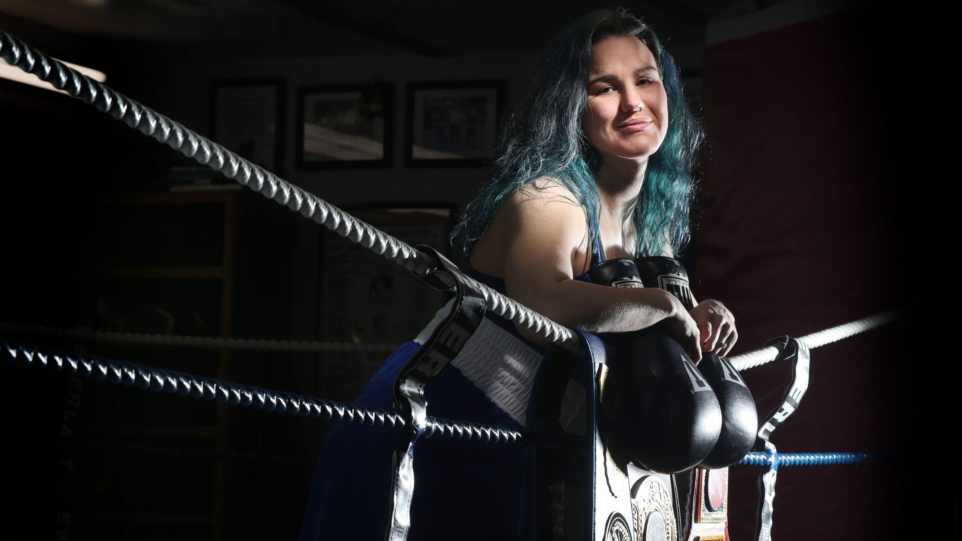 Sport Girl Wallpaper Hd: Wallpaper Girl, Sports, Boxing, The Ring, Winner, Sport #11214