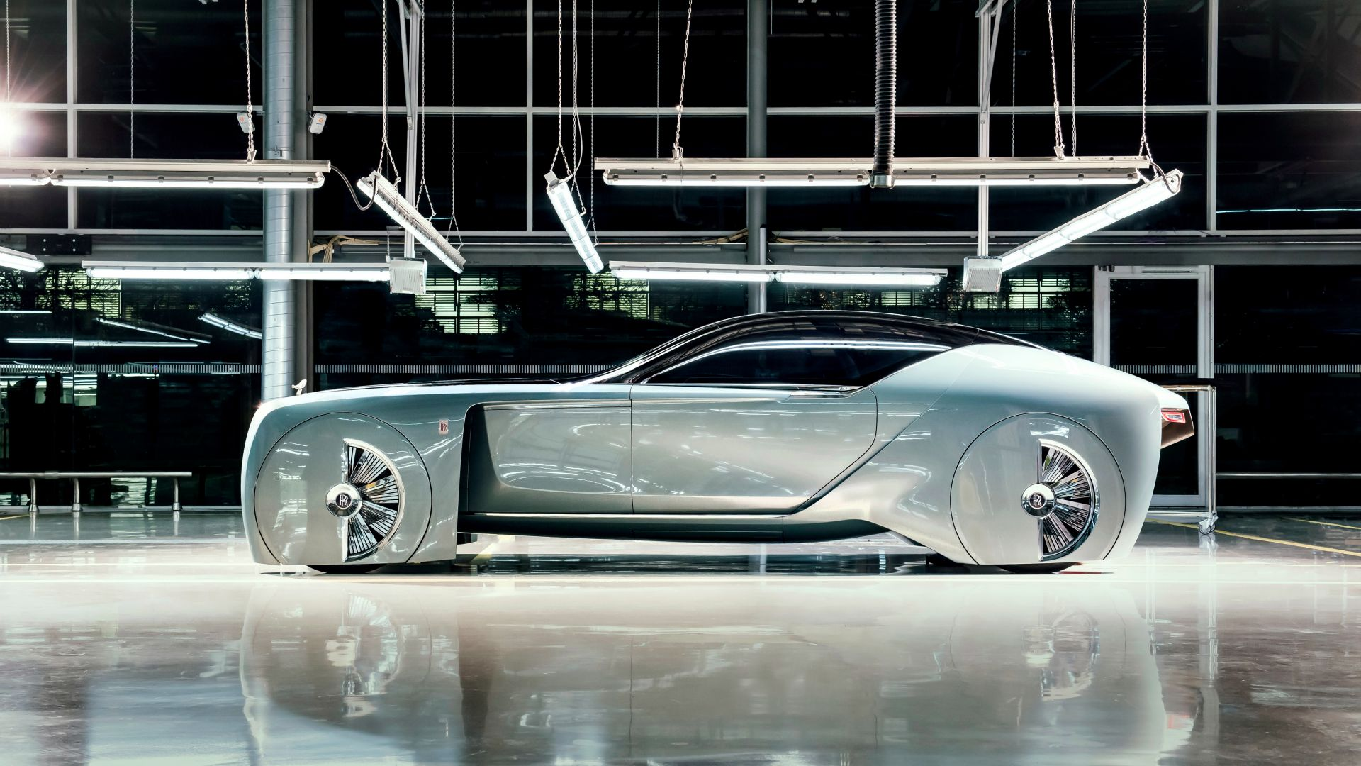 Tags: Rolls-Royce Vision Next 100, future cars, futurism, silverWallpaper Rolls-Royce Vision Next 100, future cars, futurism, silver, Cars & Bikes / Search Results - 웹