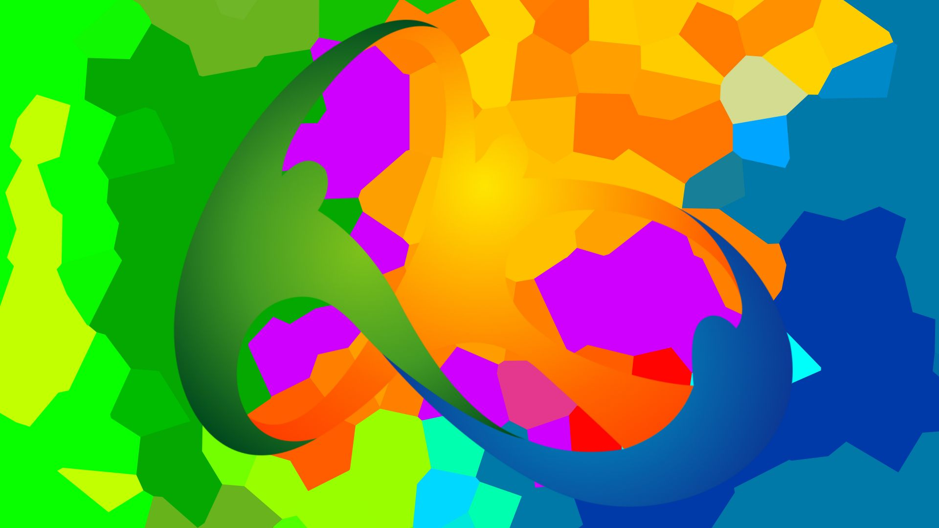 Olimpic Game 2016, 4k, 5k wallpaper, rio 2016, colorful, abstract (horizontal)