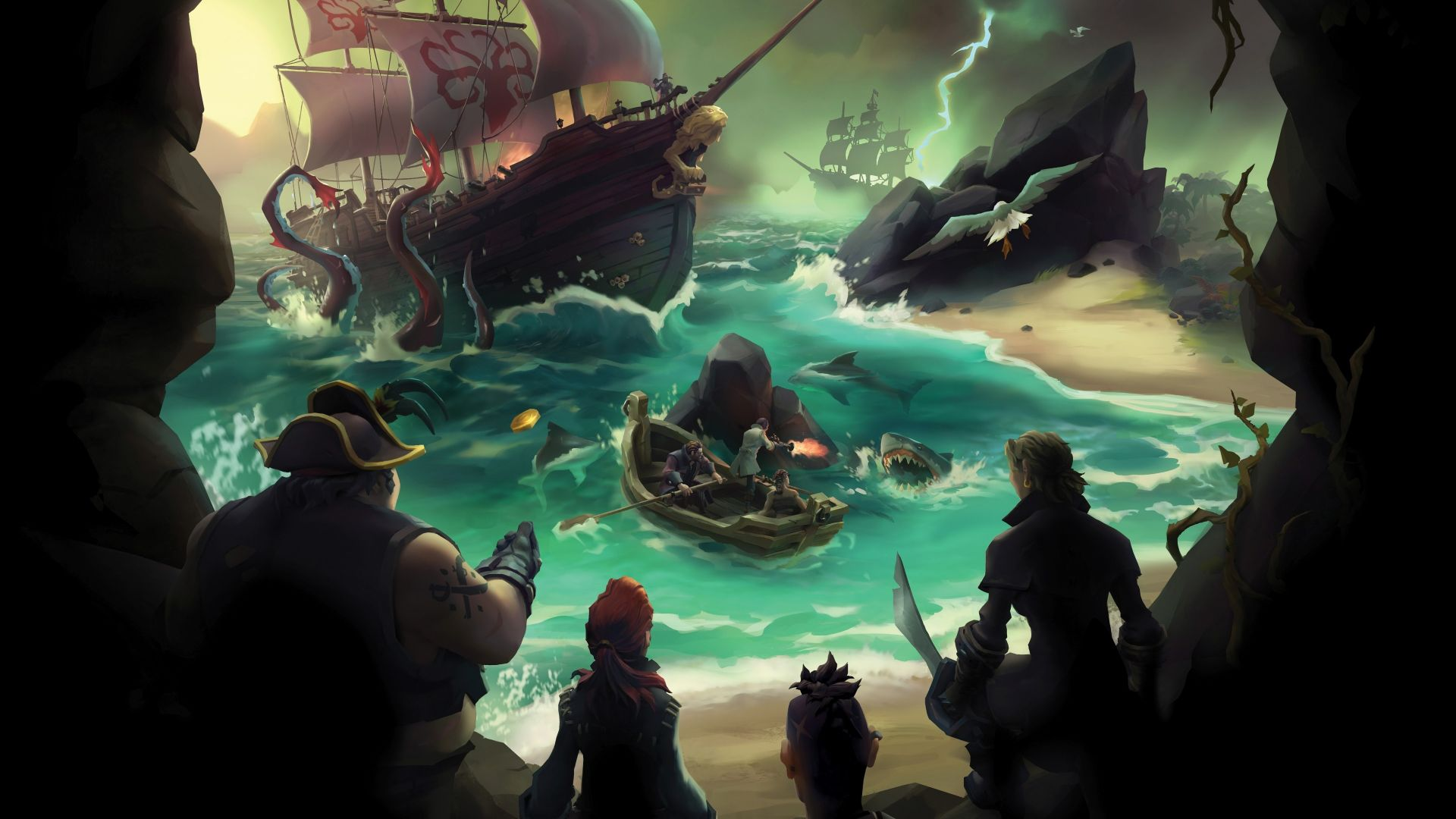 Sea of Thieves, Gamescom 2016, pirates, best games, pc, ps4, xbox one (horizontal)