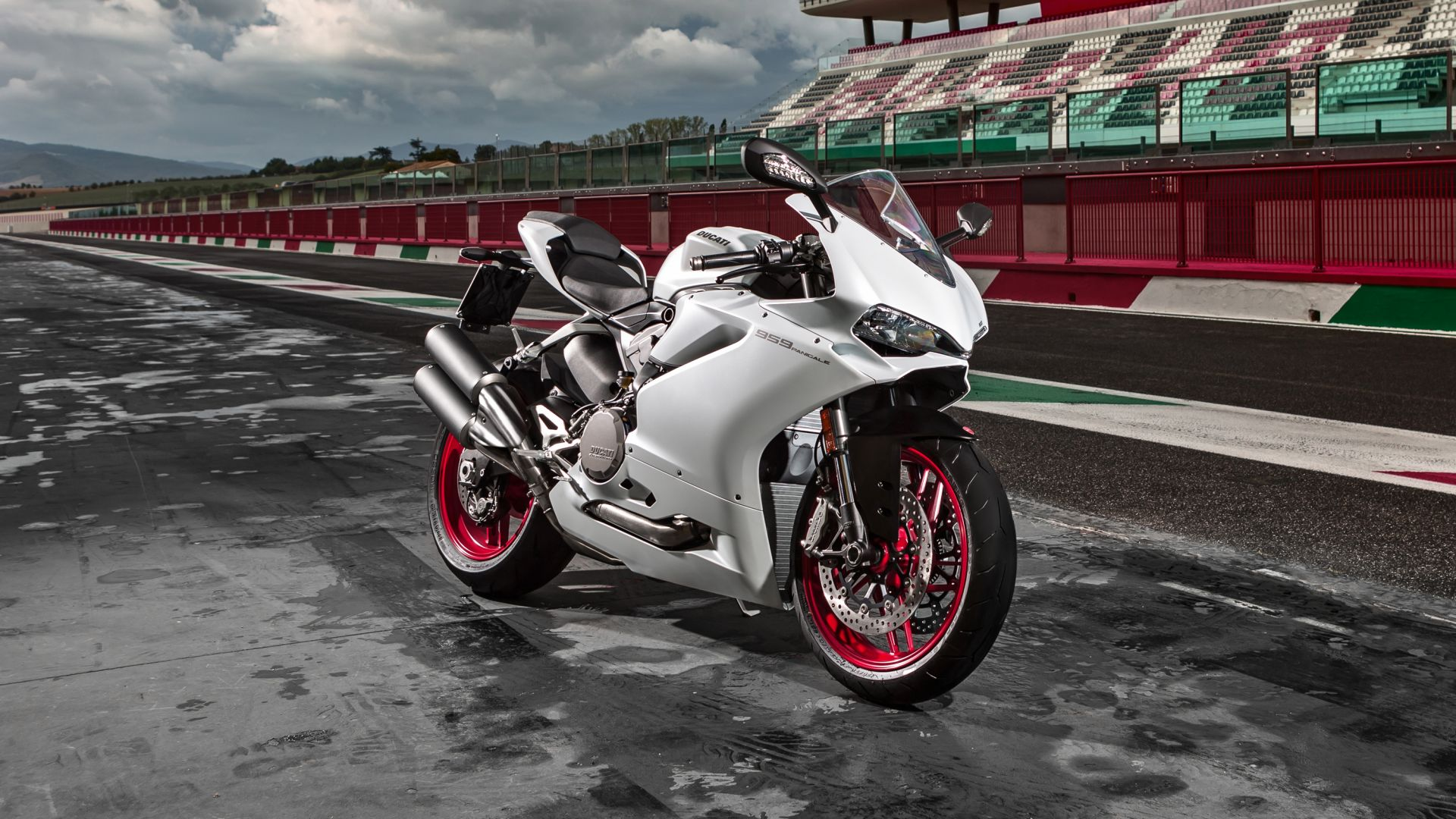 wallpaper ducati 959 panigale, turing bike 2016, best bikes, cars