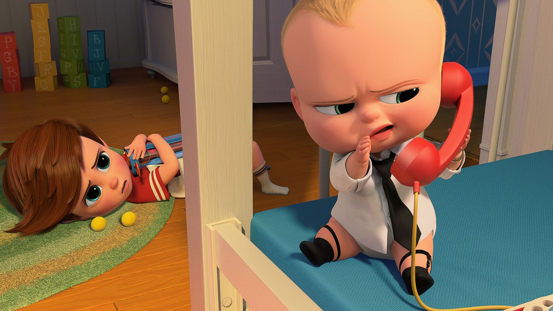 The Boss Baby, Baby, best animation movies (horizontal)