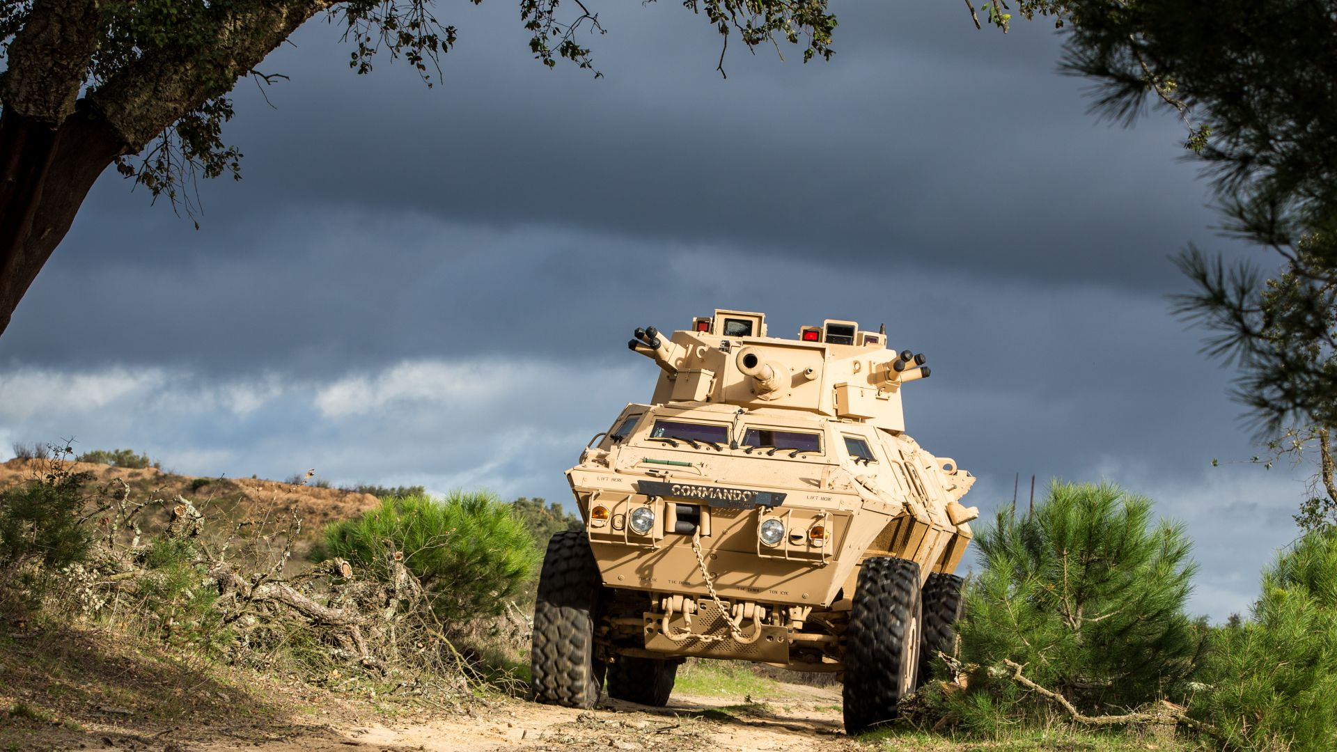 M1117 Armored Security Vehicle, vehicle, U.S. Army (horizontal)