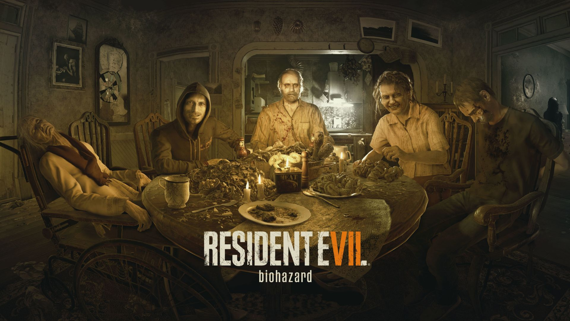Resident Evil 7: Biohazard, VR, PS VR, PlayStation 4, Xbox One (horizontal)