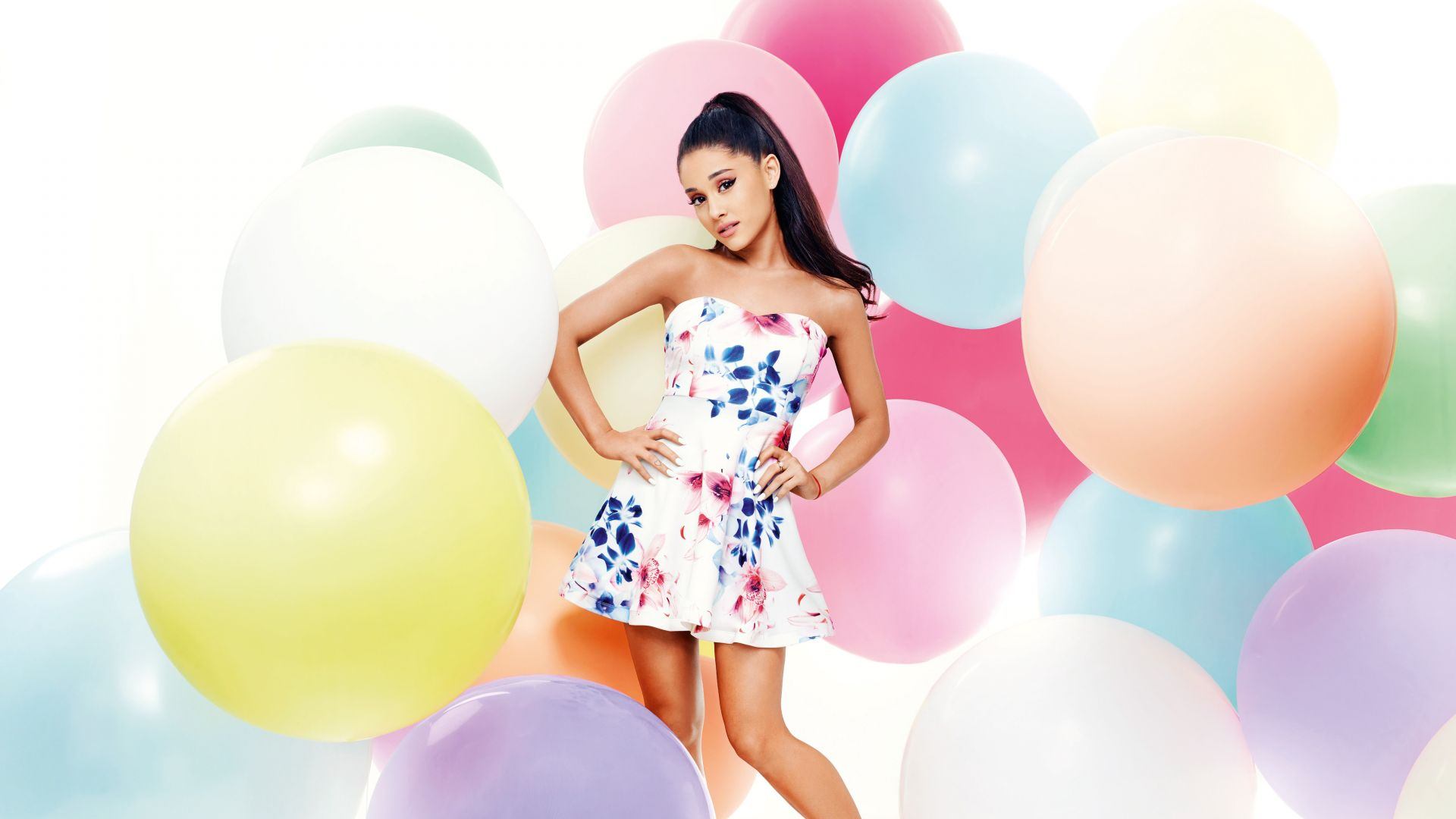 Ariana Grande, Top music artist and bands, singer, actress (horizontal)