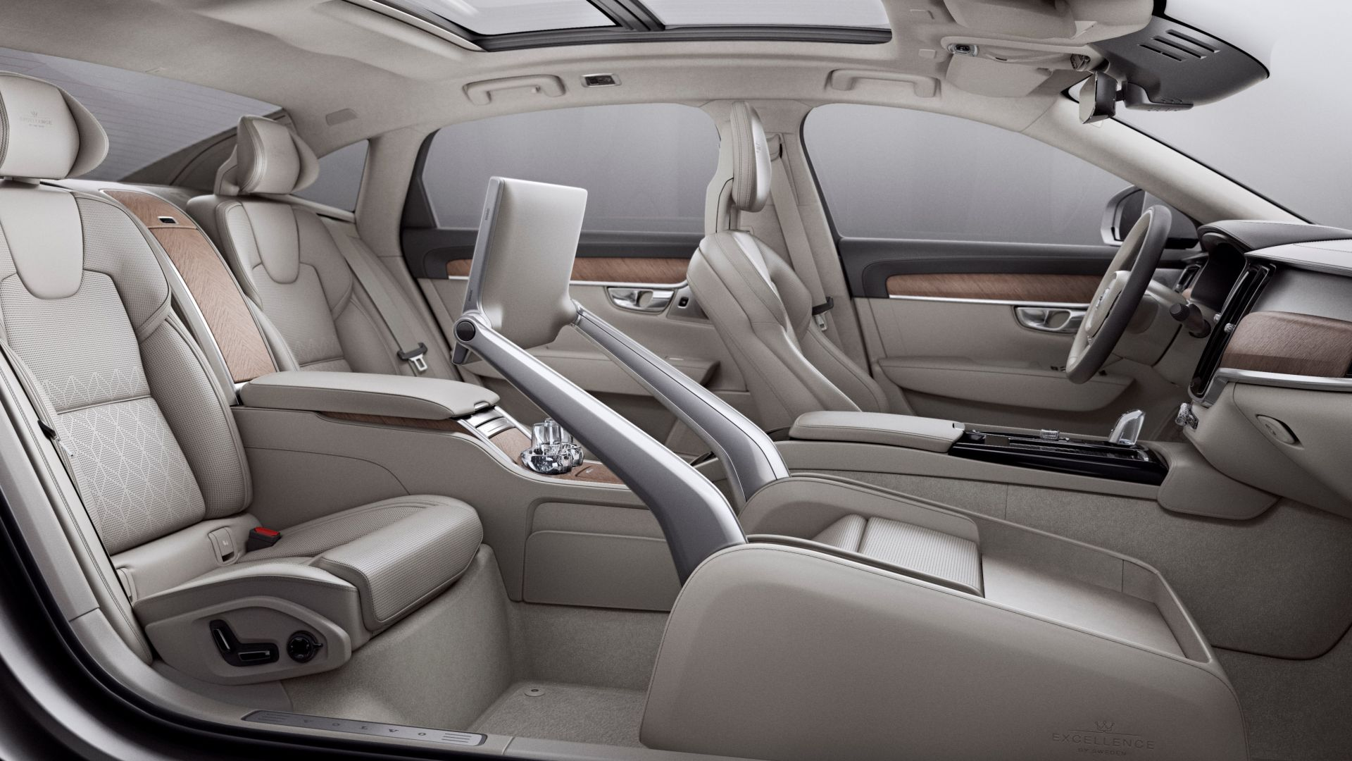 Wallpaper Volvo S90 Interior Luxury Cars Cars Amp Bikes 12456