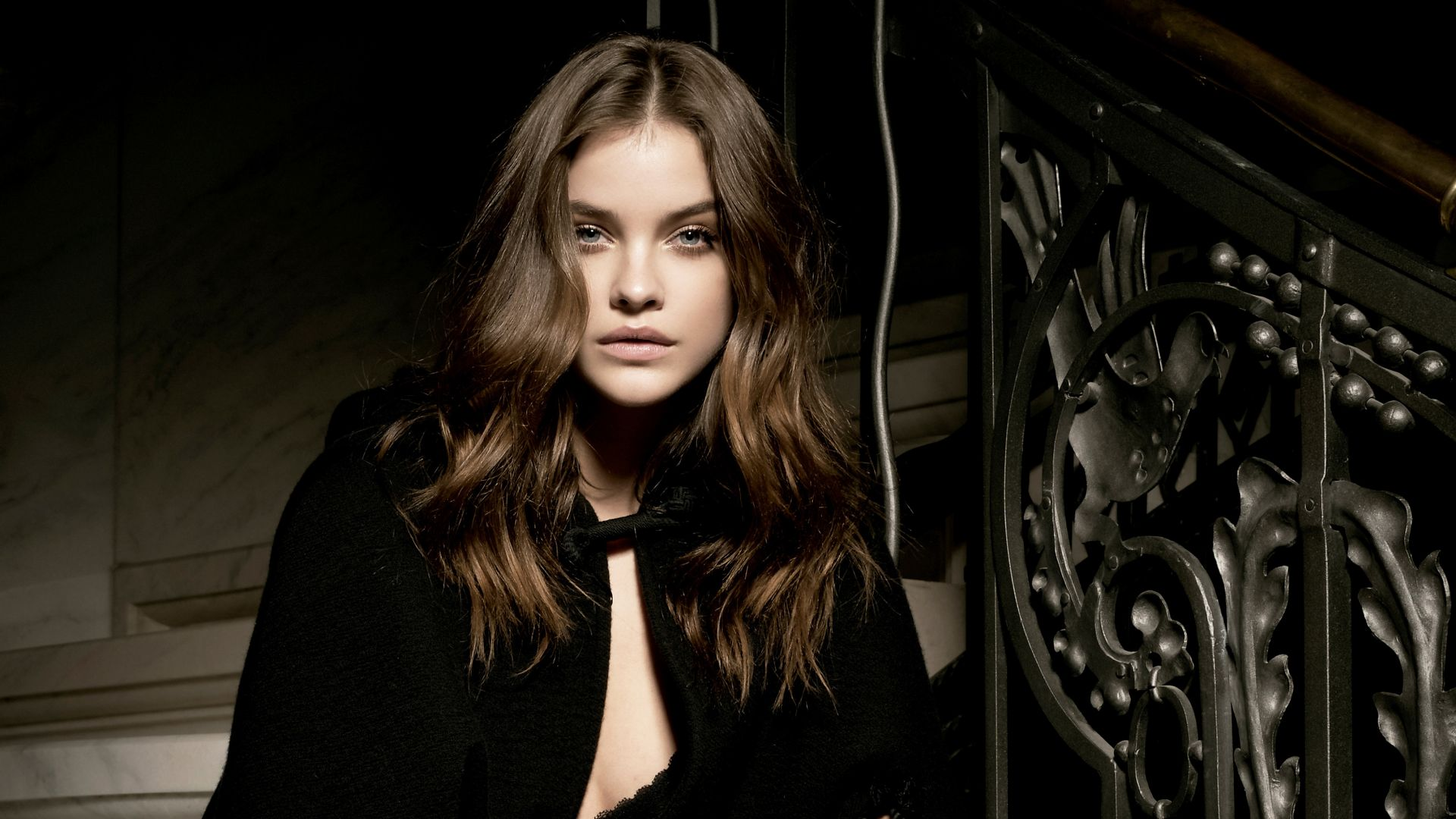 Barbara Palvin, Victoria's Secret Angel, model, fashion, portrait