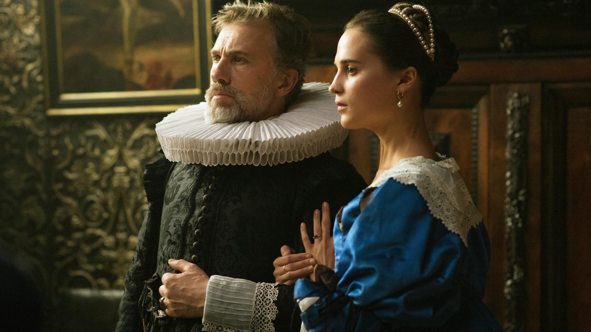 Tulip Fever, Alicia Vikander, Christoph Waltz, best movies (horizontal)