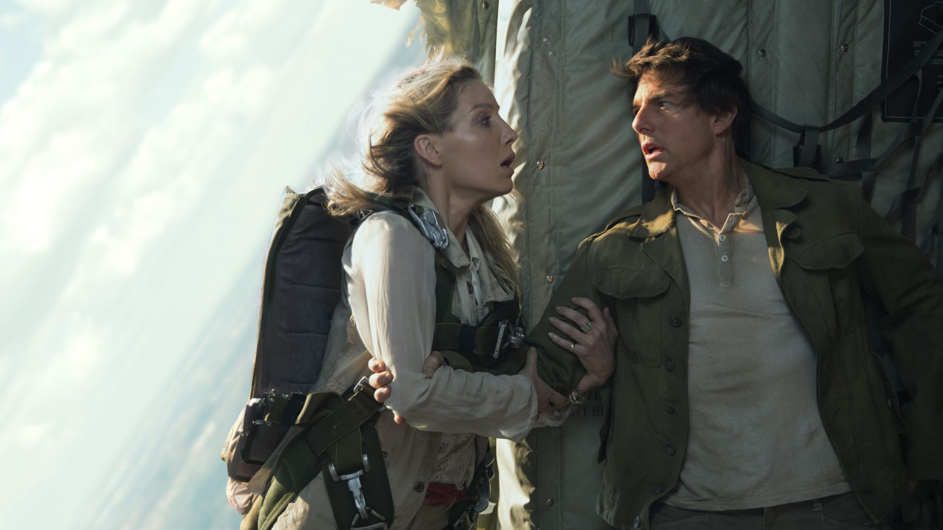 The Mummy, Tom Cruise, Annabelle Wallis, best movies (horizontal)
