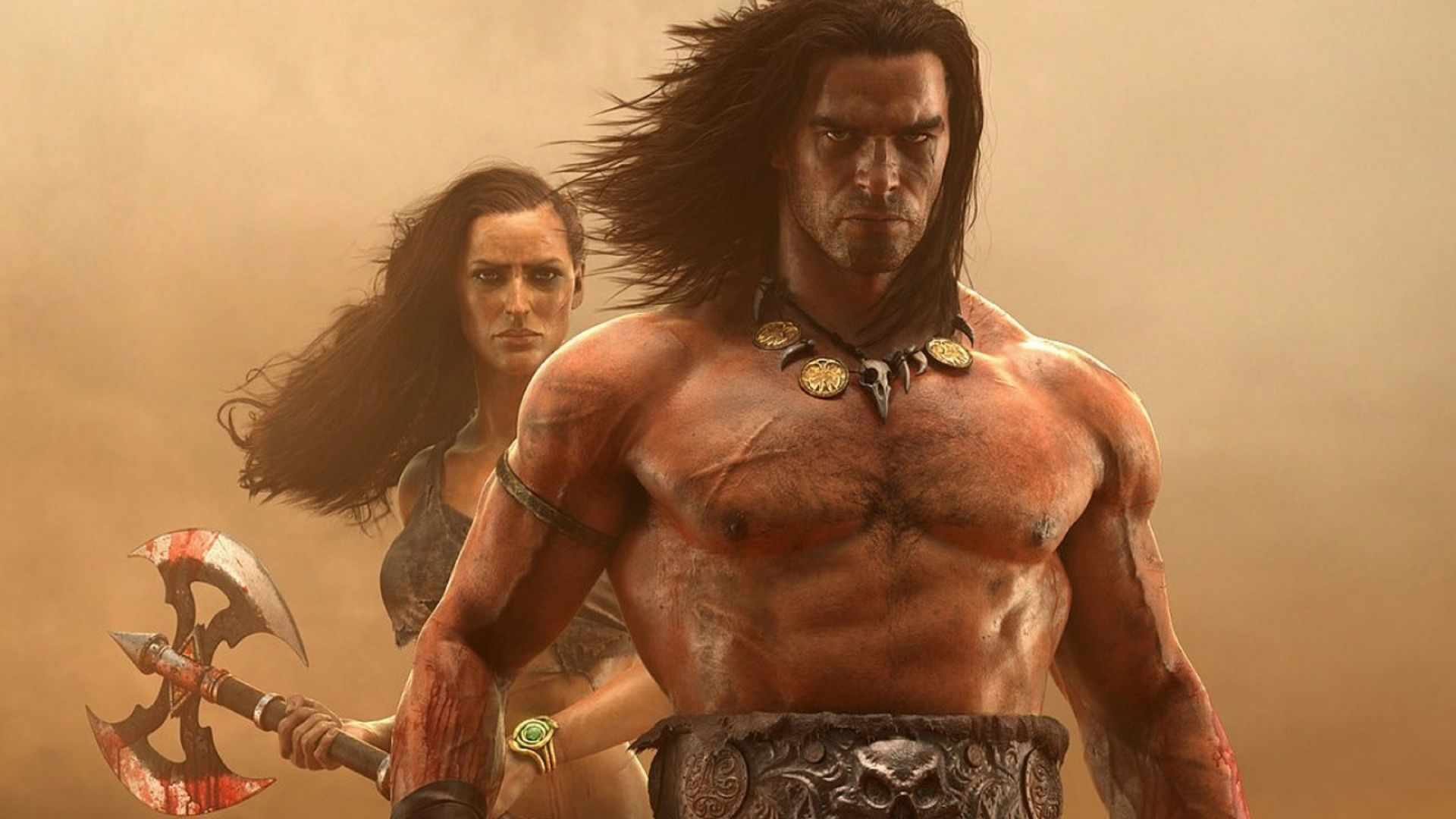 Conan Exiles, MMORPG, best games, PC, PS 4, Xbox One (horizontal)