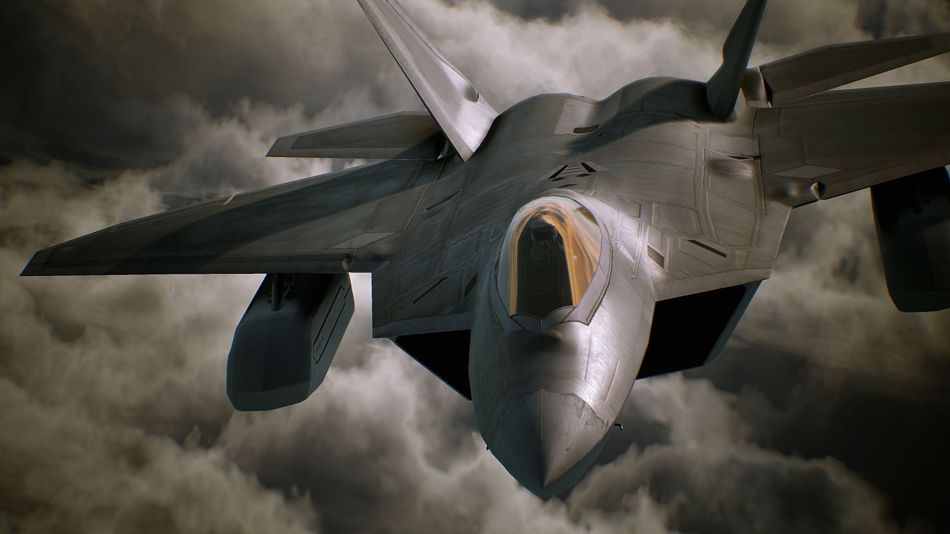 Wallpaper Ace Combat 7, Skies Unknown, best games, PC, PS ...