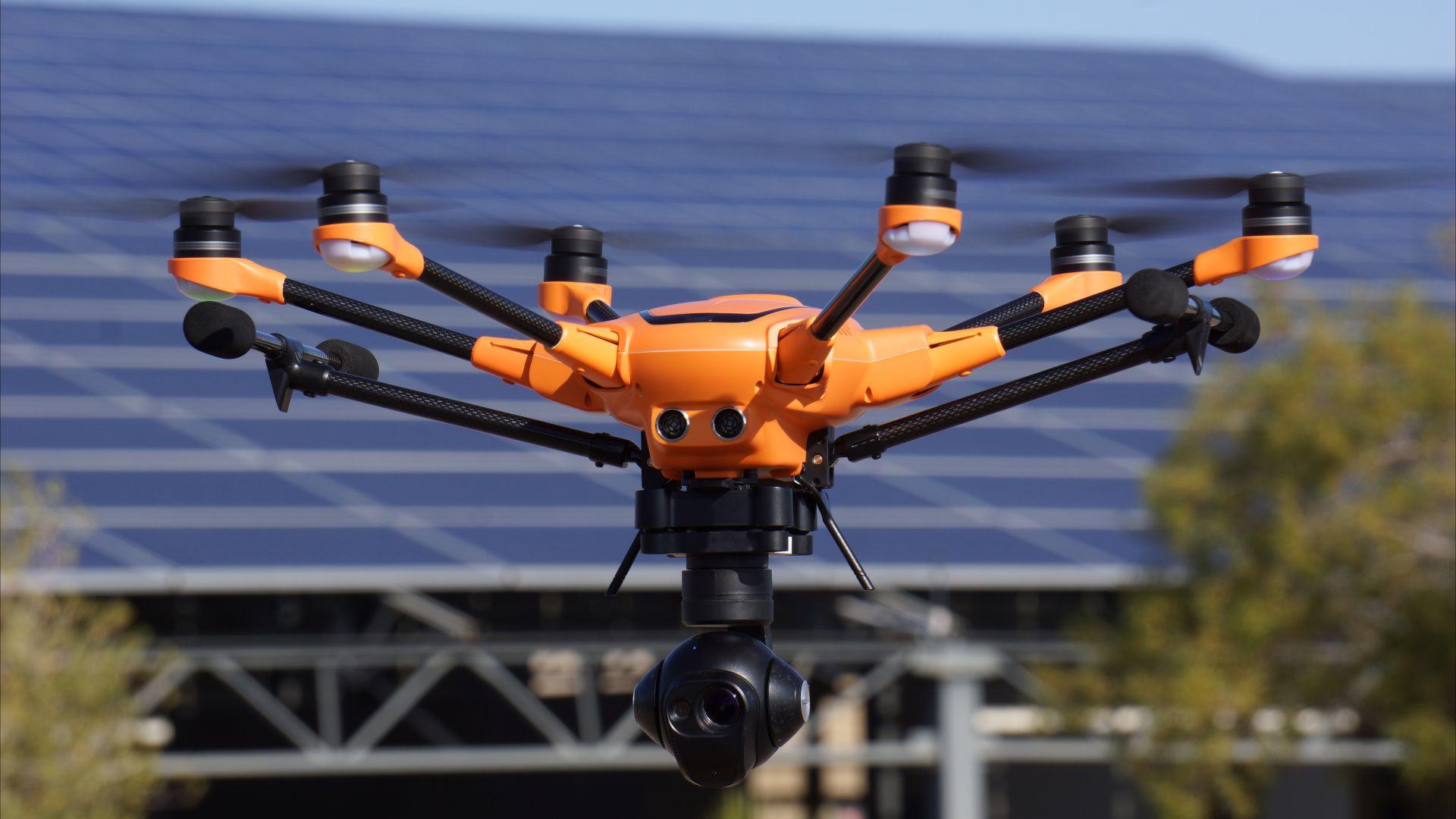 Best Dji Drone >> Wallpaper Yuneec H520, best drones, Hi-Tech #13066